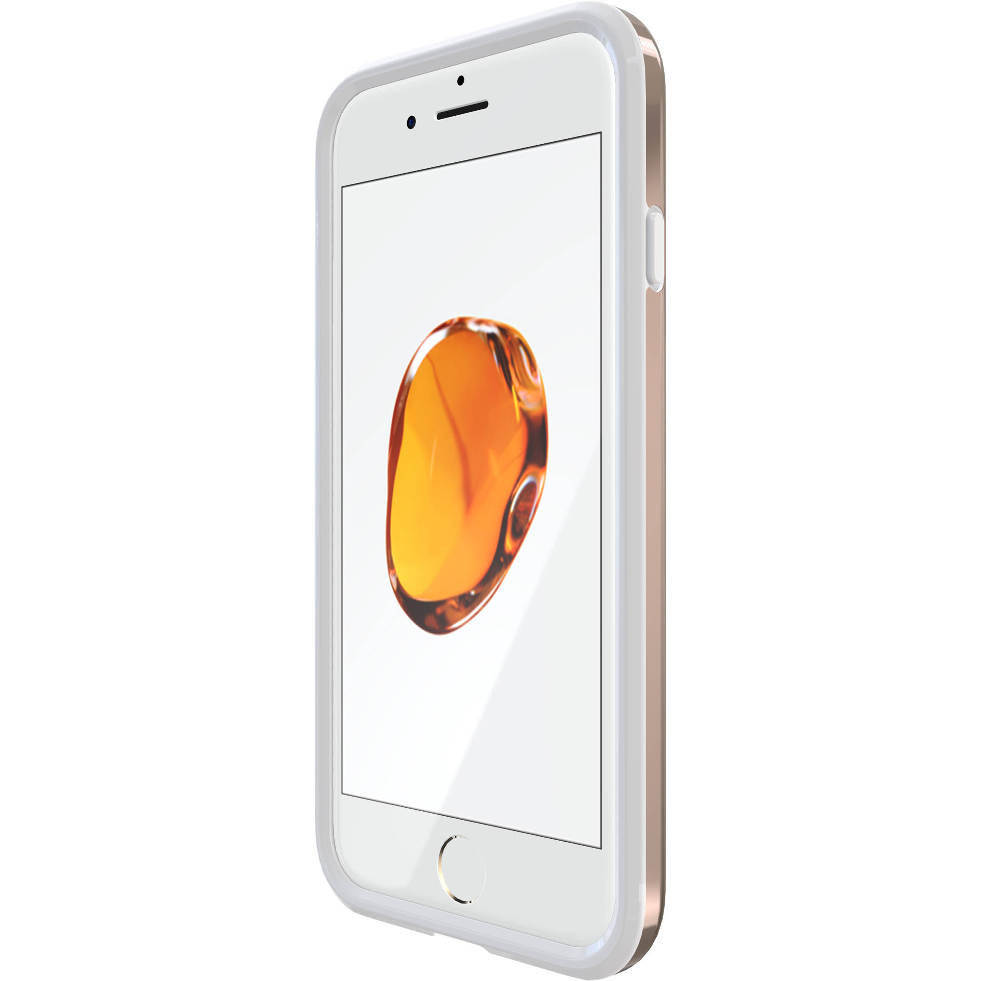 on sale a454f a6591 Tech21 Evo Elite Case for iPhone 7 (Polished Rose Gold)