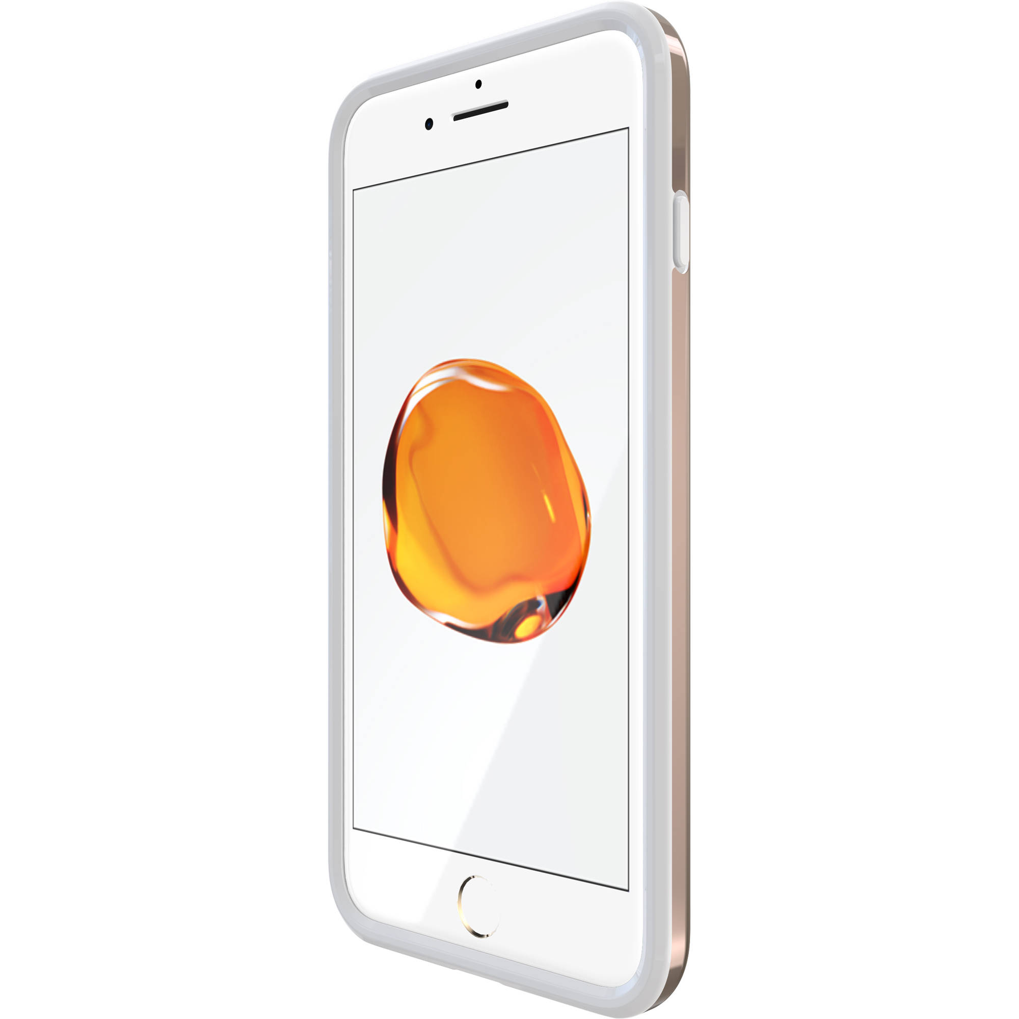 the best attitude e2cfc 756d8 Tech21 Evo Elite Case for iPhone 7 Plus (Polished Rose Gold)