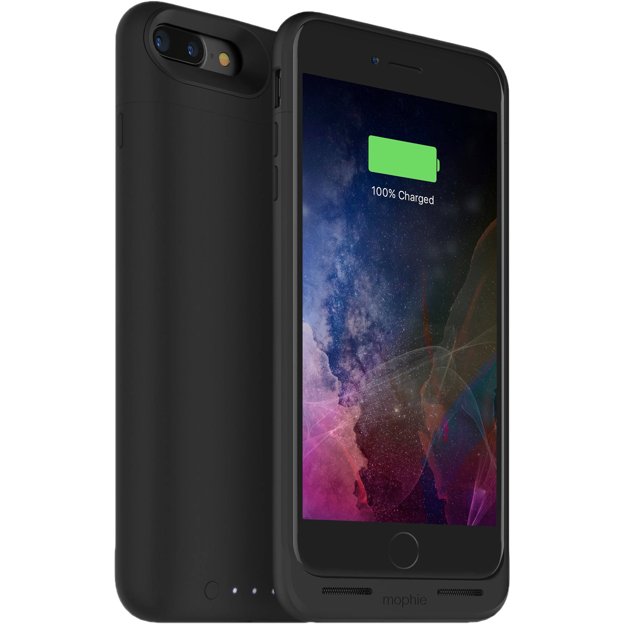 super popular 6ebb5 7c953 mophie juice pack air for iPhone 7 Plus and iPhone 8 Plus (Black)