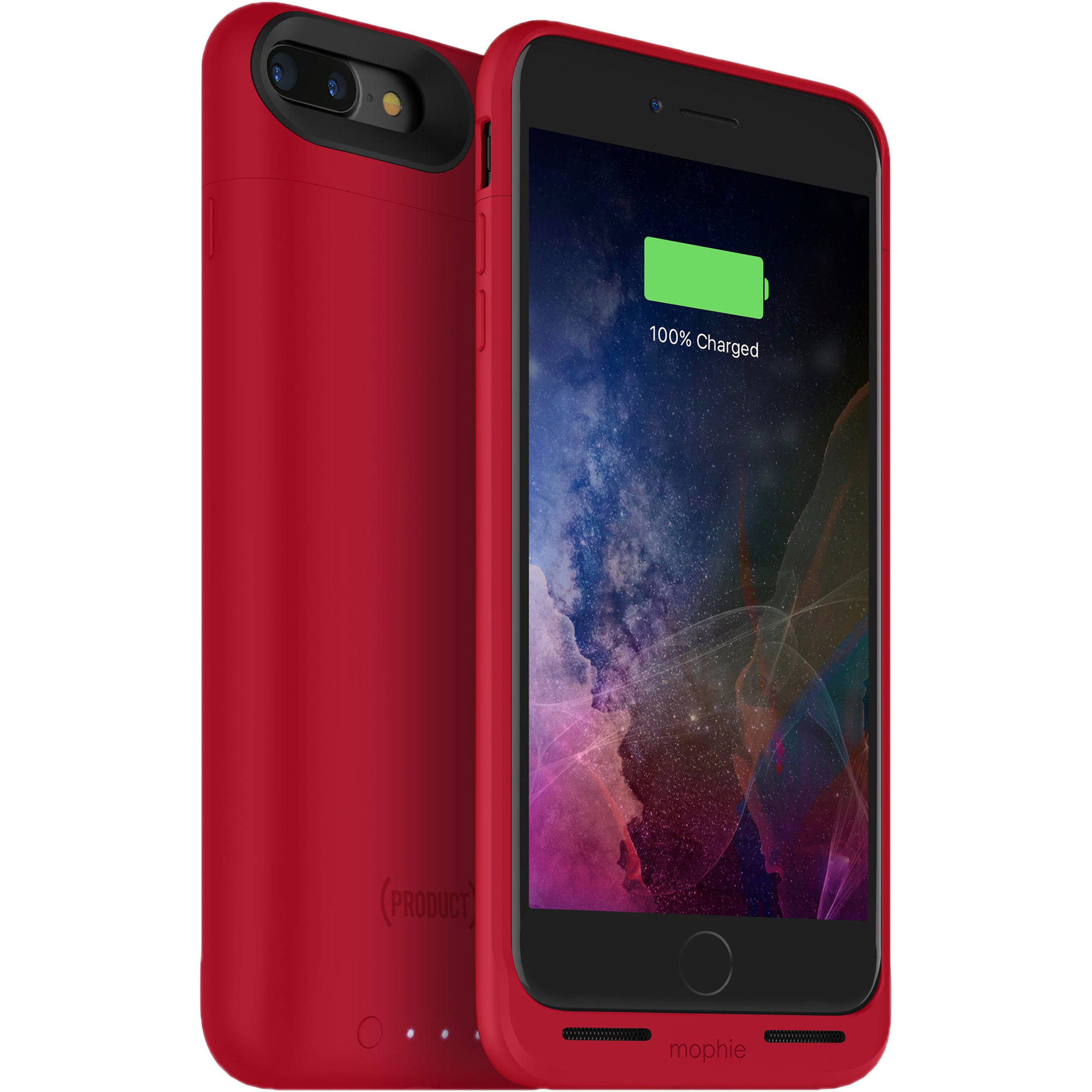 red iphone 8 plus phone case