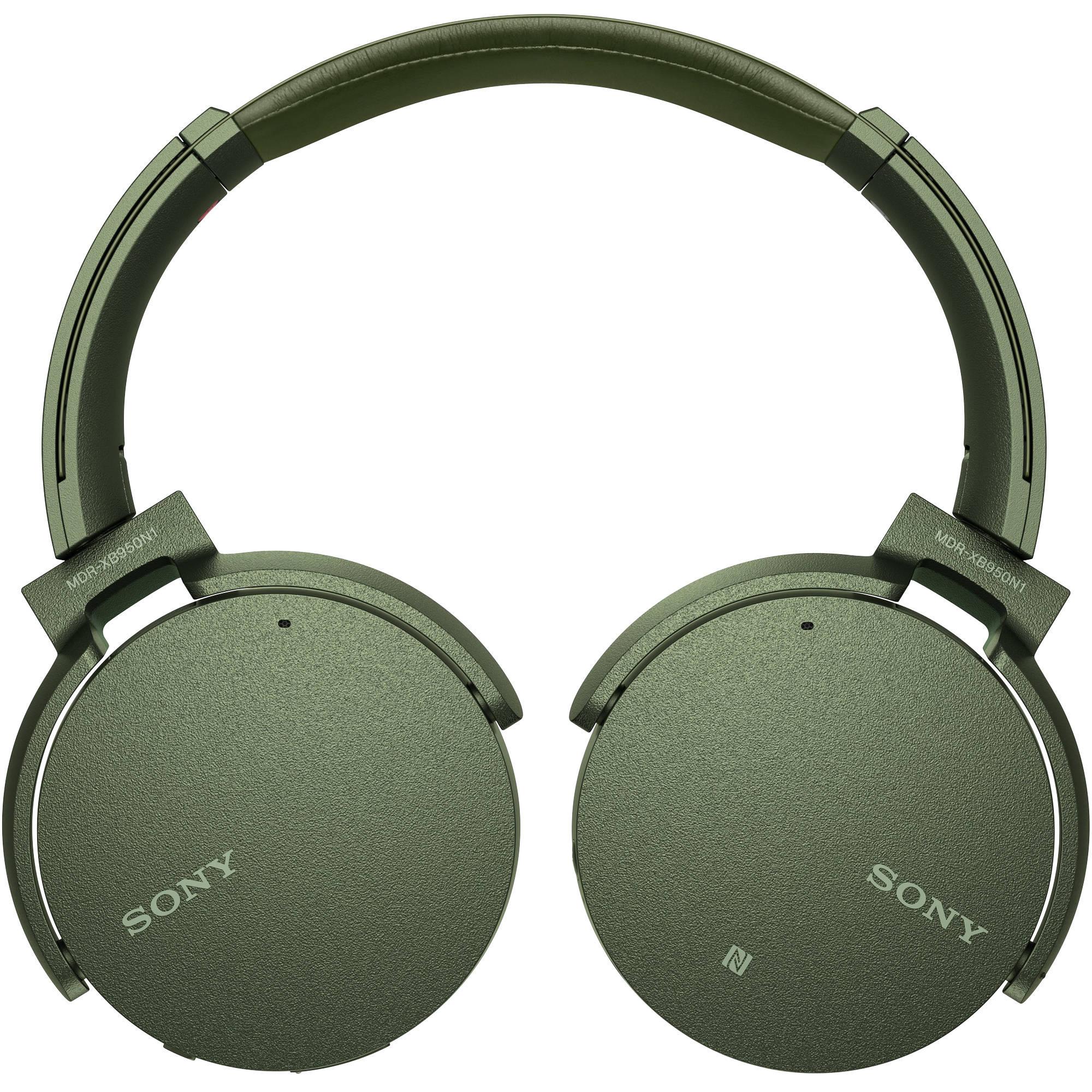 Sony Xb950n1 Extra Bass Noise Canceling Bluetooth Mdr Xb950n1 G