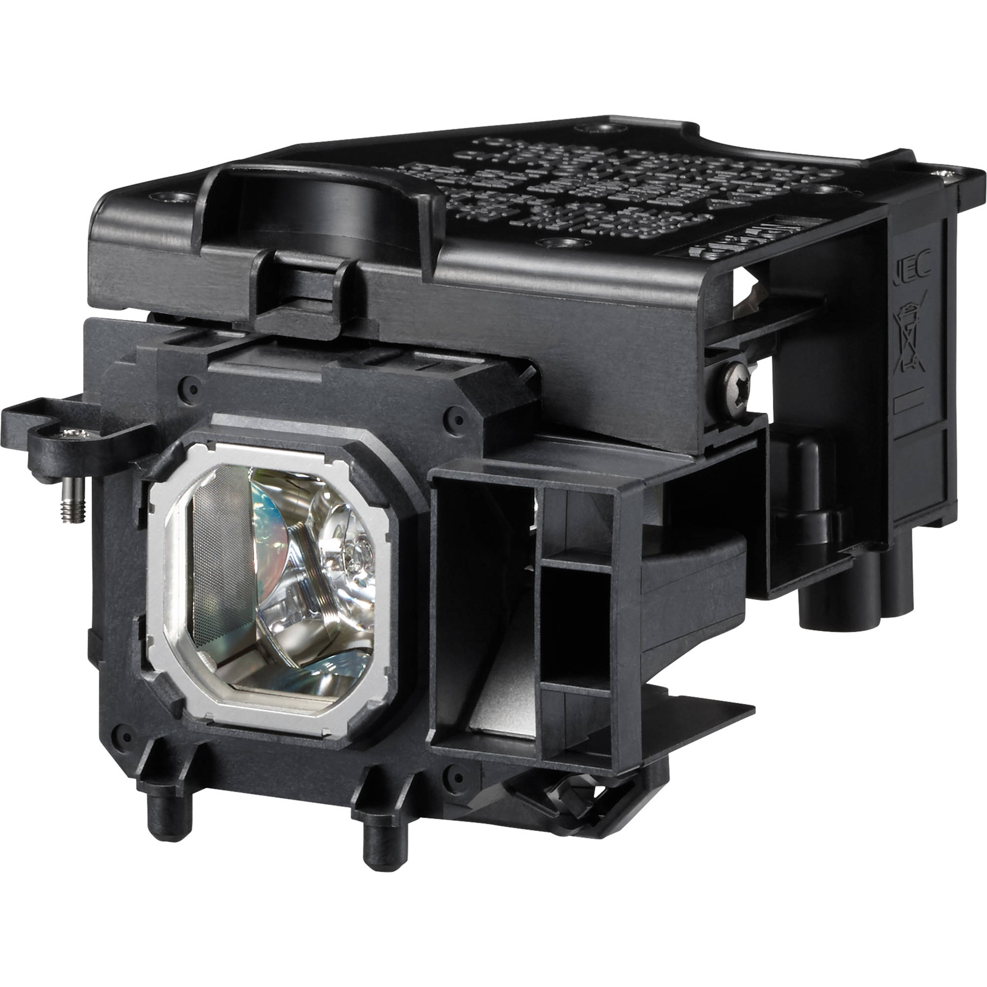 Replacement for NEC Np01lp Bare Lamp Only Projector Tv Lamp Bulb by Technical Precision