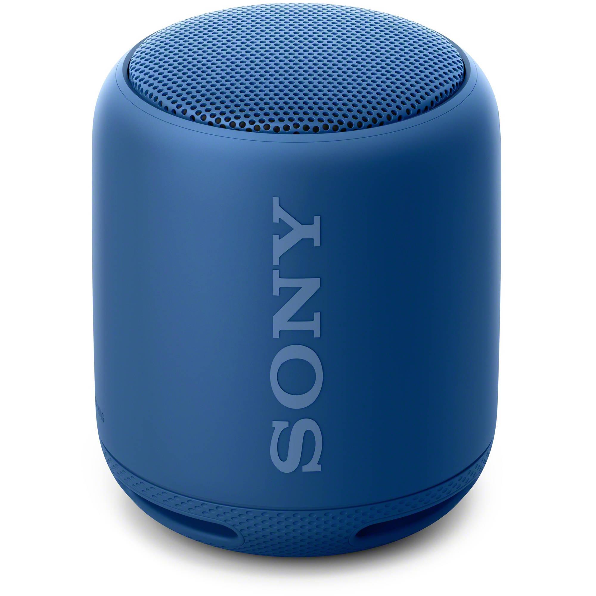Sony SRS-XB9 Bluetooth Speaker (Blue)