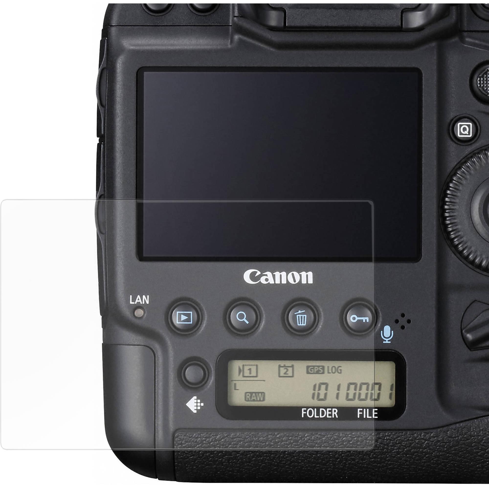 Vello Film Screen Protector for Nikon D810, D850, D7200, D500, D610, D5 &  Df Camera