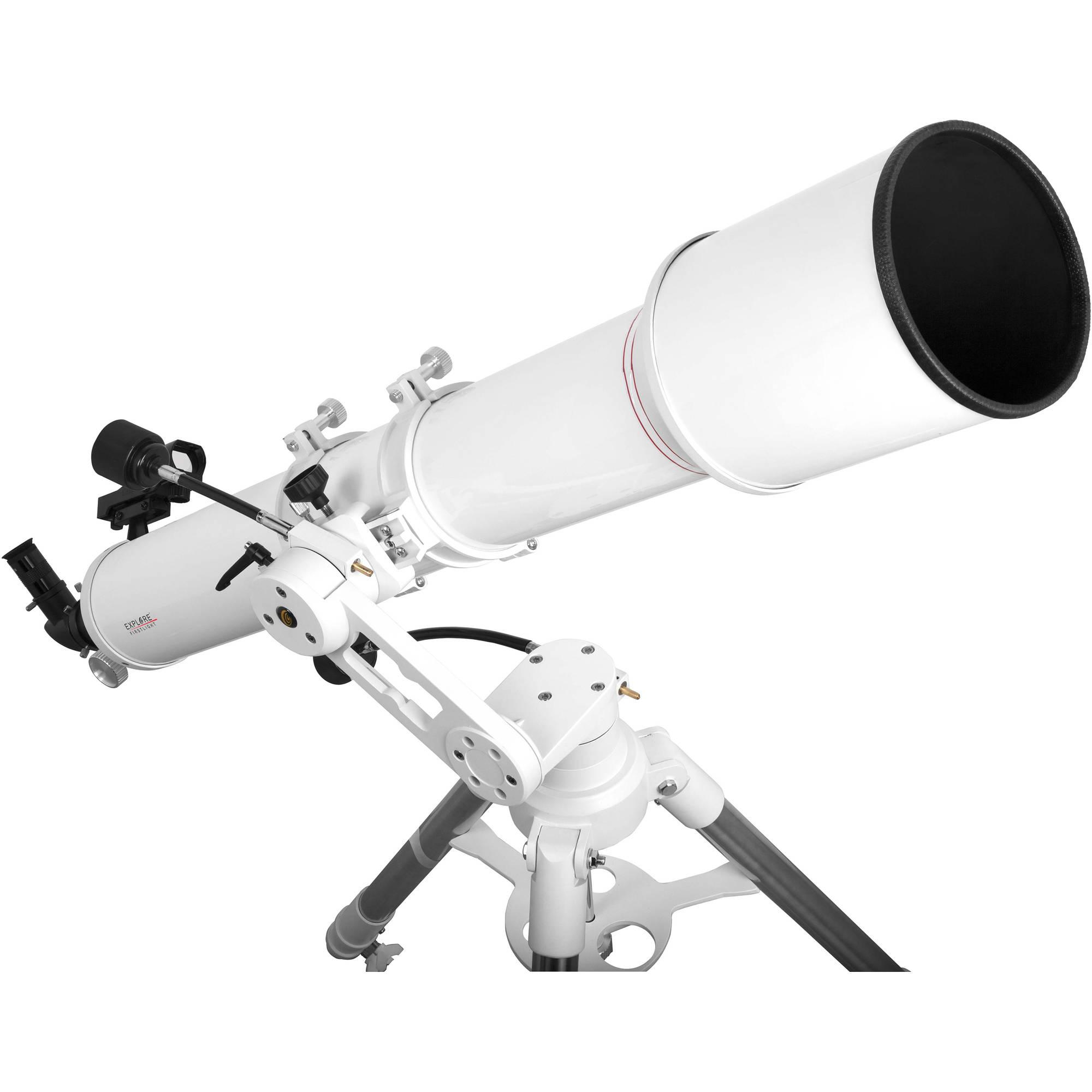 Explore Scientific FirstLight 127mm f/9 4 Alt-Az Refractor Telescope