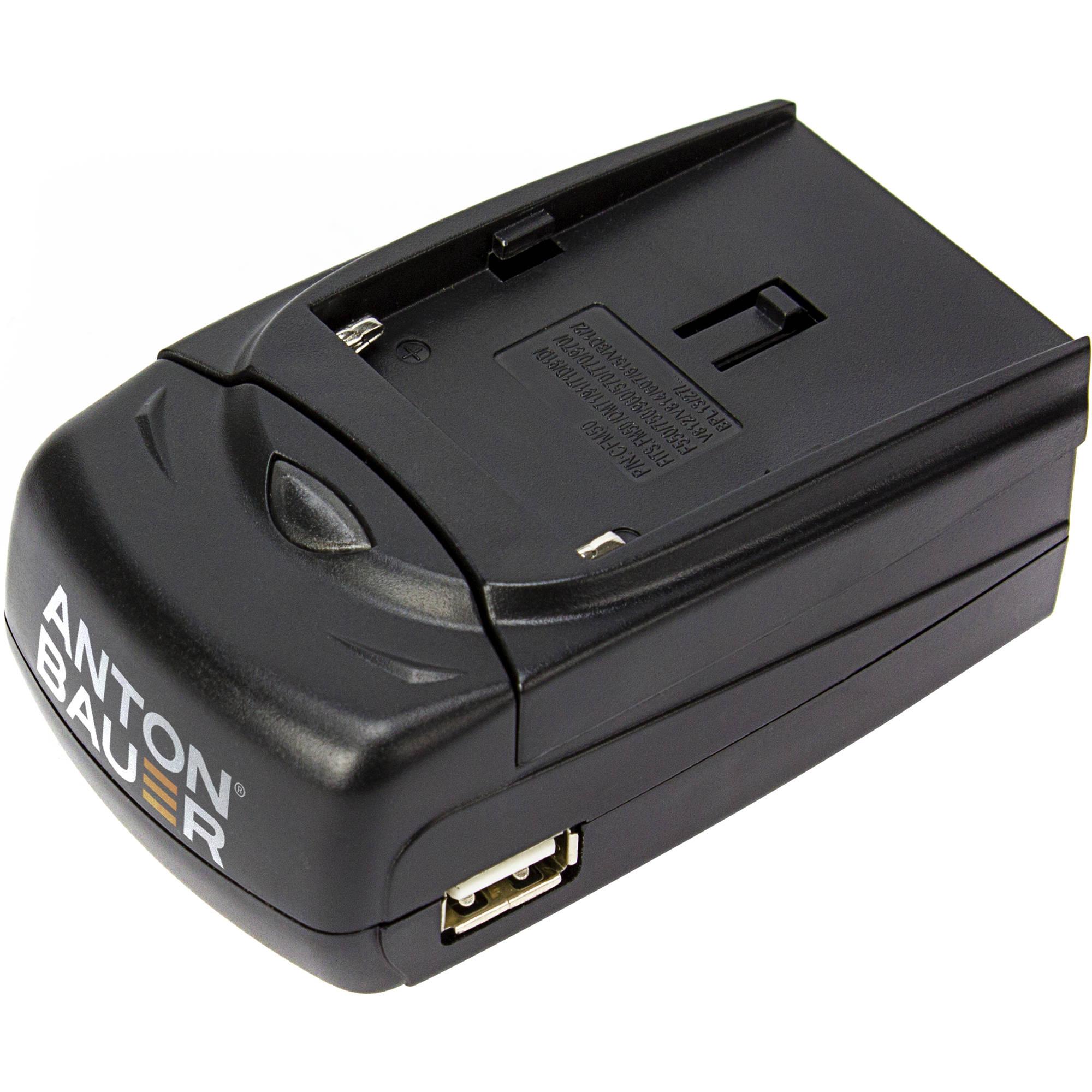 saada halvalla super erikoisuuksia klassinen istuvuus Anton Bauer Single Charger with US Plug for L-Series Batteries