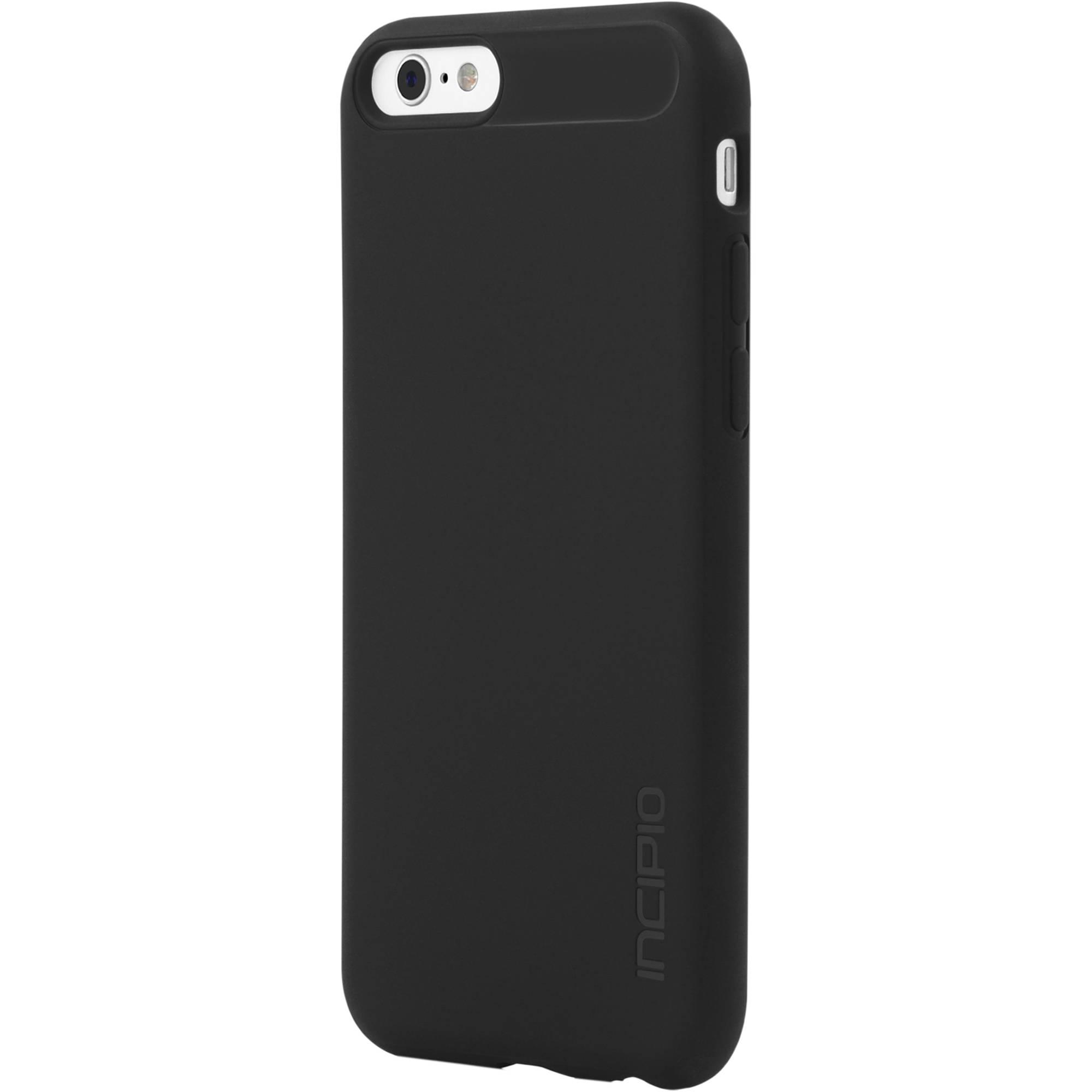 buy online e1a4d 7e379 Incipio NGP Flexible Shock Absorbent Case for the iPhone 6/7/8 (Black)