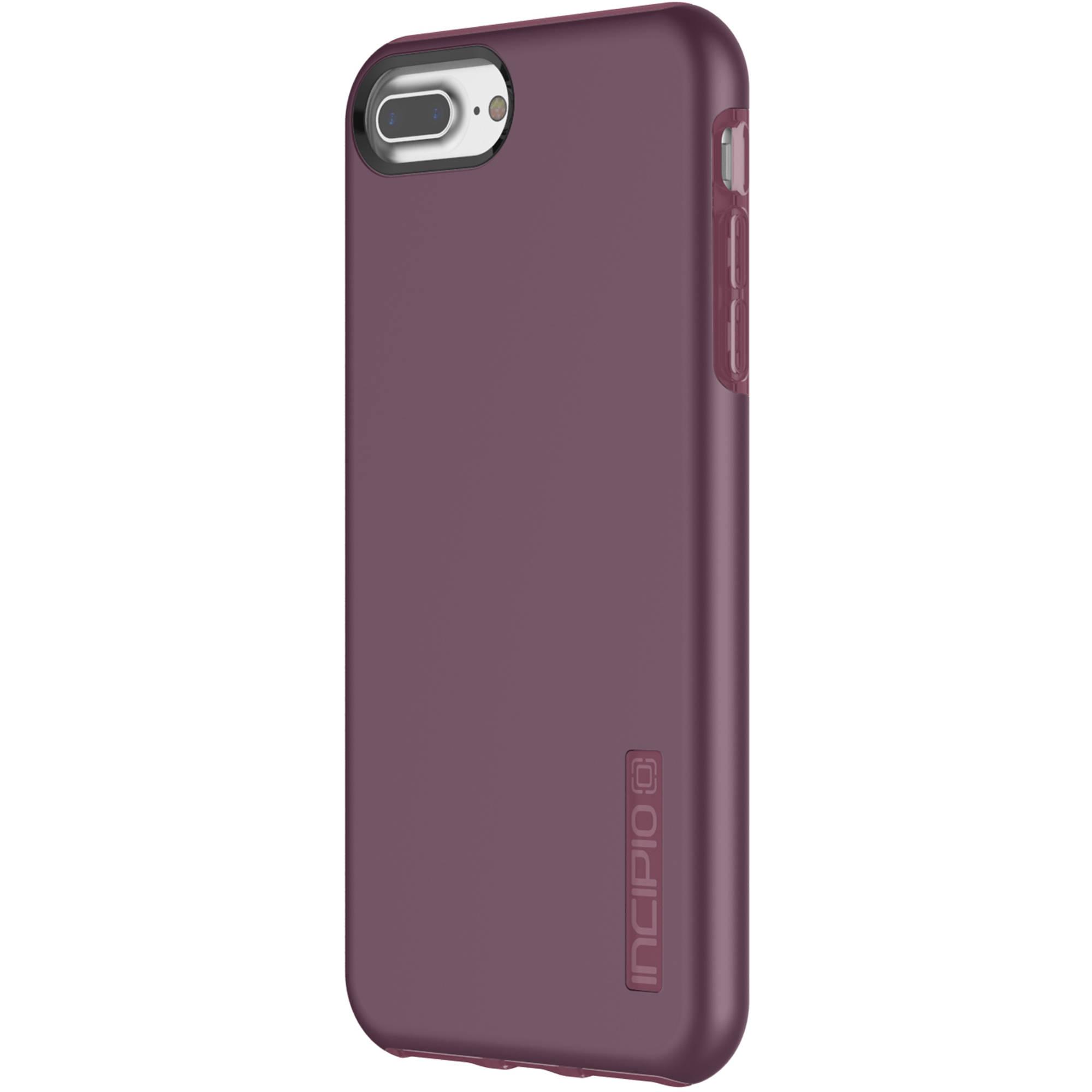 quality design 4f22b 430e8 Incipio DualPro Case for iPhone 7 Plus/8 Plus (Iridescent Merlot)