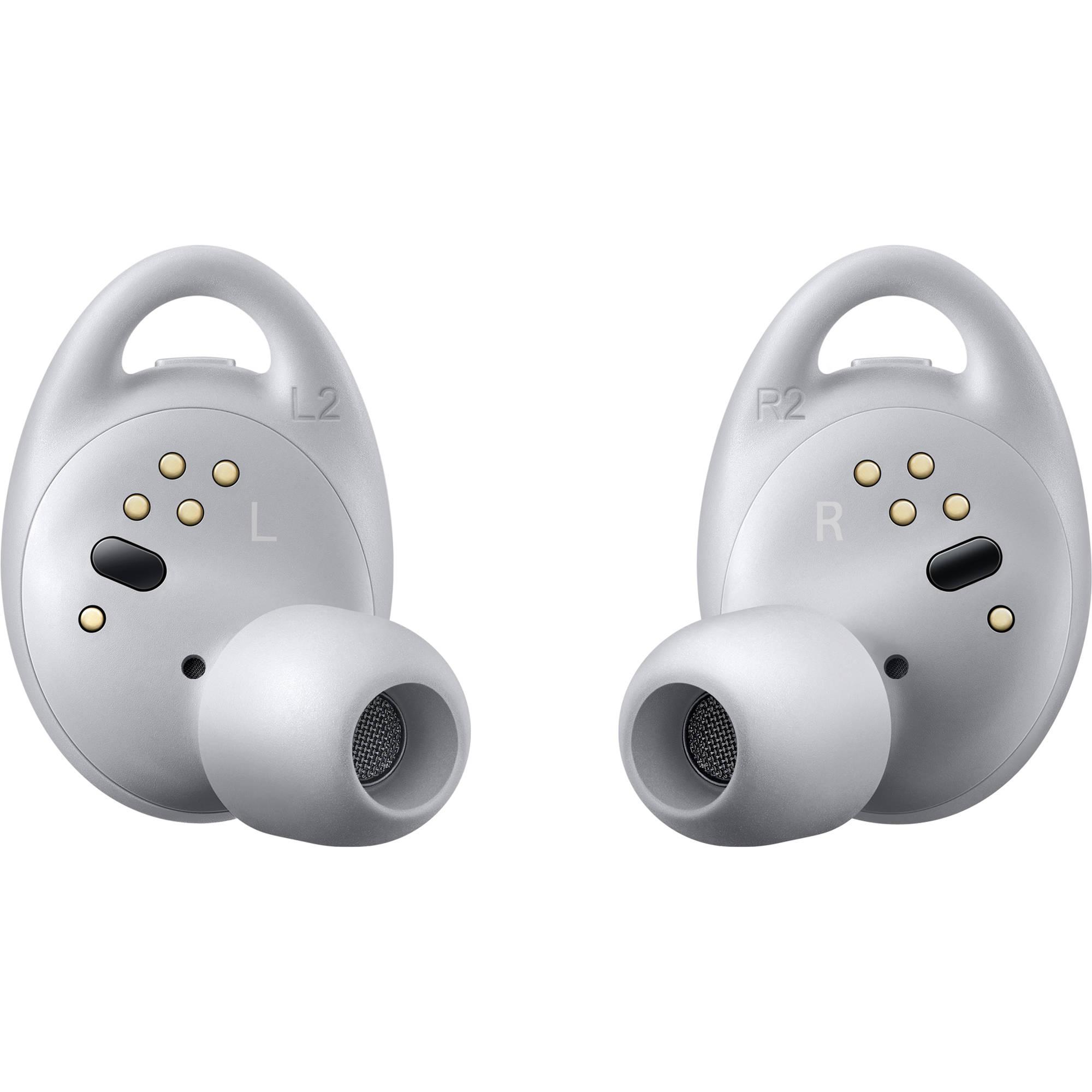 Samsung Gear Iconx Wireless Earbuds Sm R140nzwaxar B H Photo