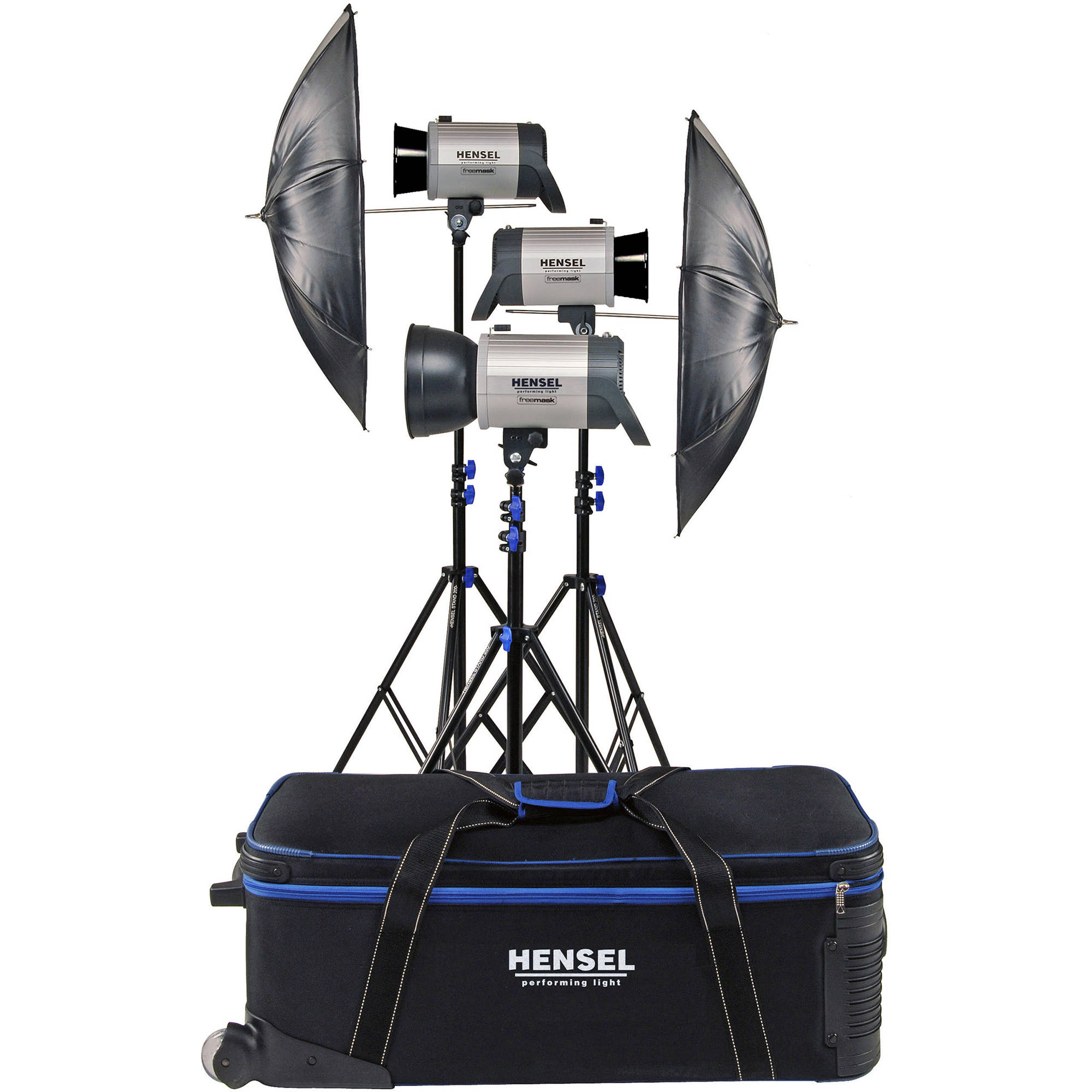 Hensel Master l by fotografías digitales