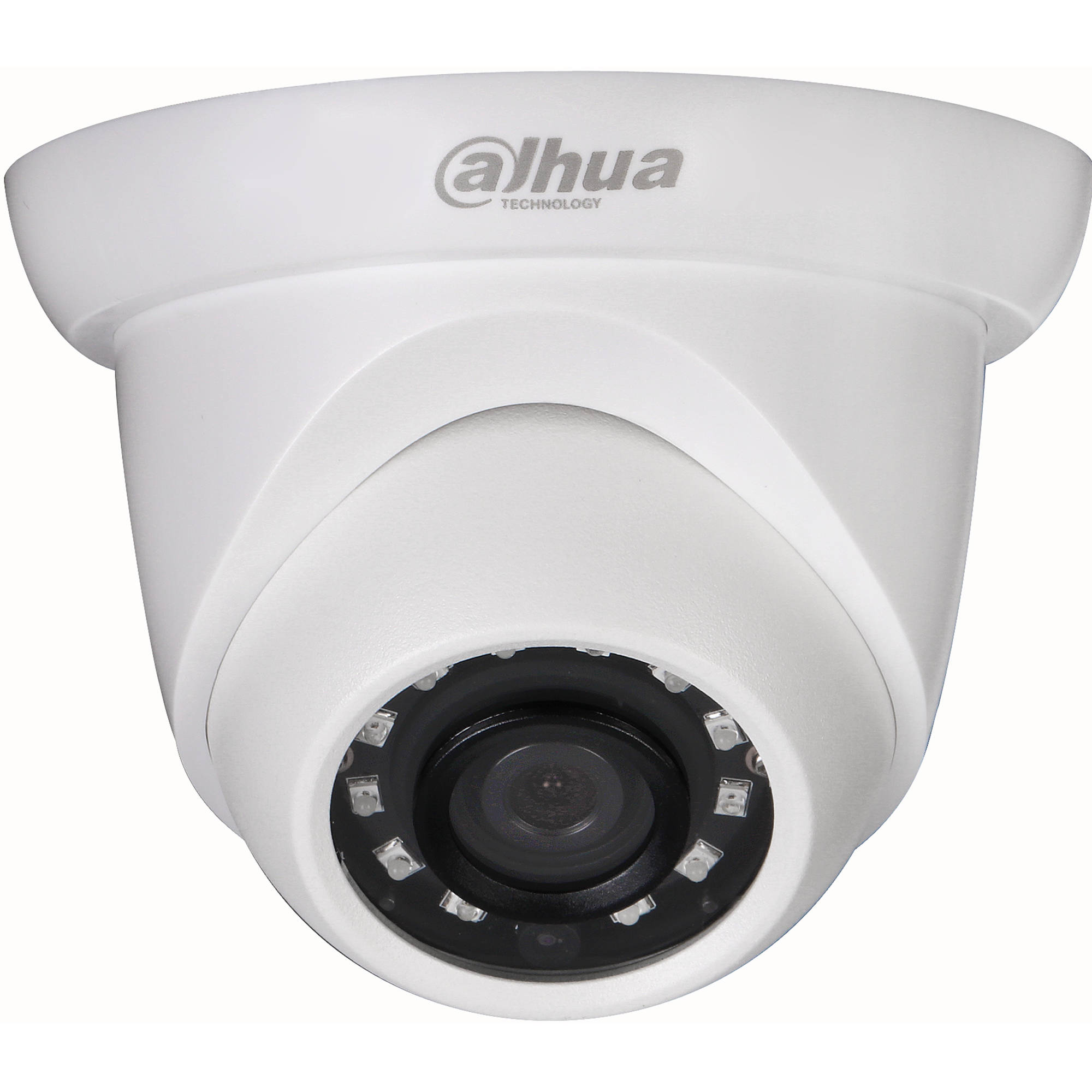Dahua Technology Pro Series N51BI23 5MP Outdoor Network Turret Camera with  Night Vision & 3 6mm Lens