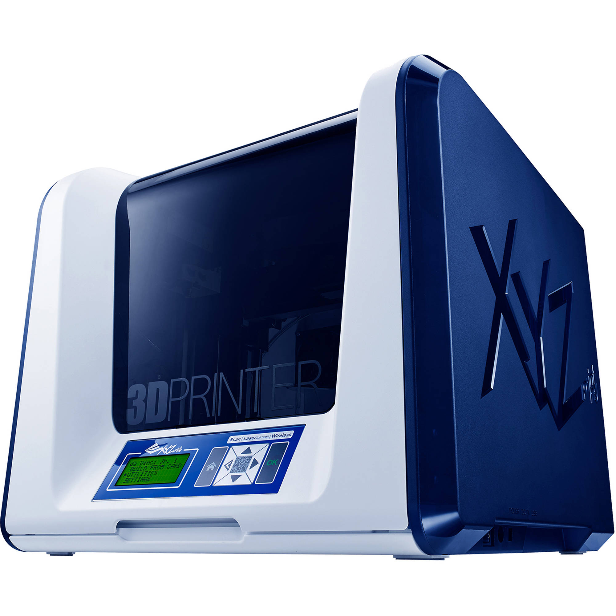 XYZprinting da Vinci Jr  1 0 3-in-1 3D Printer