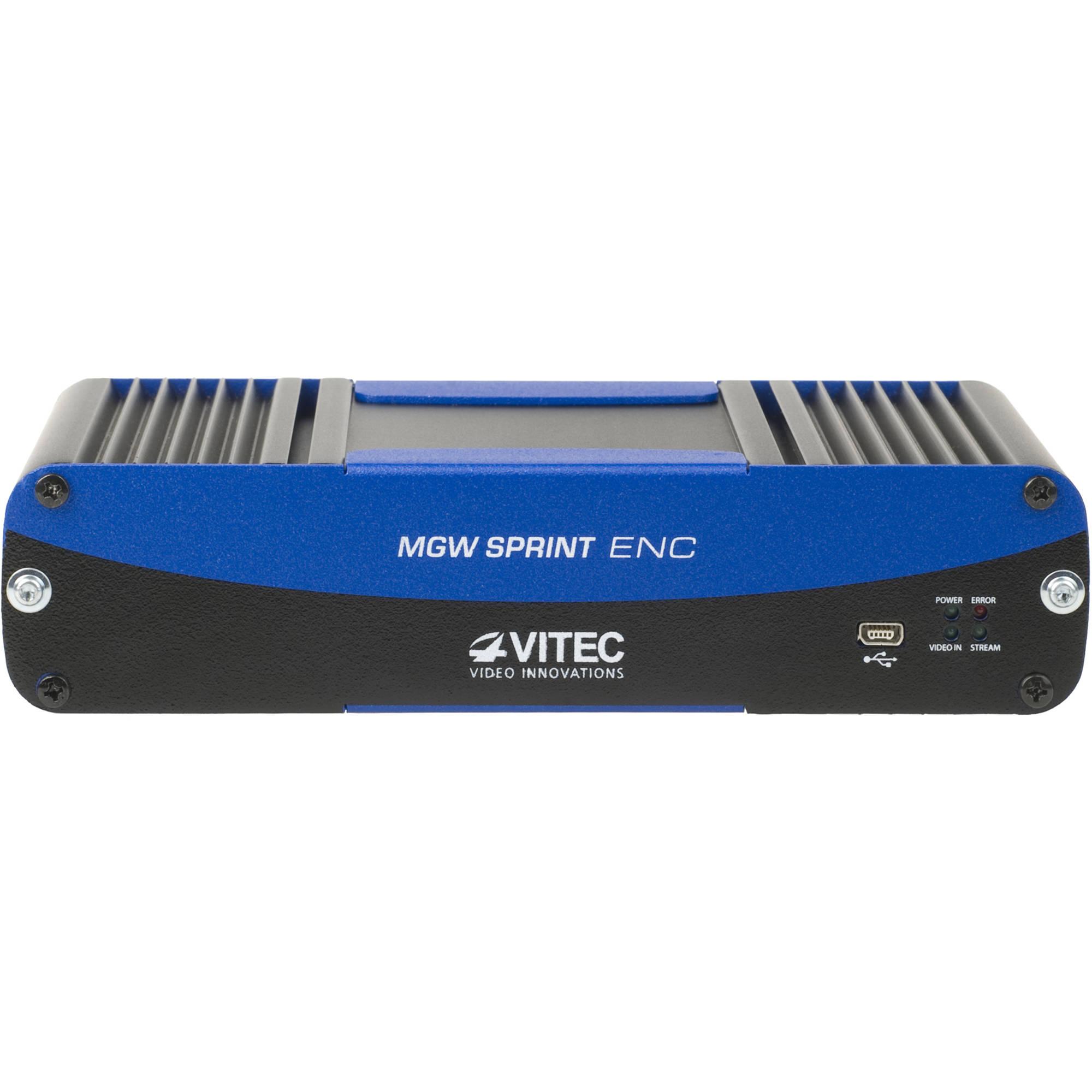 VITEC MGW Sprint Sub One-Frame H 264 HD IPTV Decoder