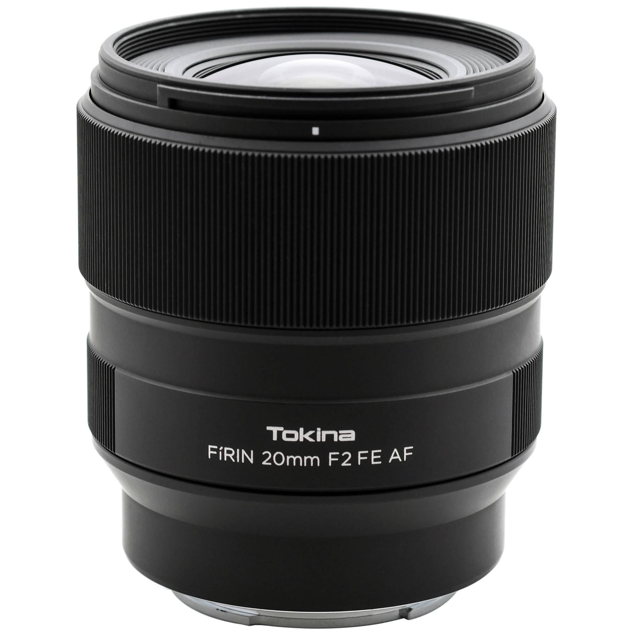 Image result for Tokina FíRIN 20mm f/2 FE AF