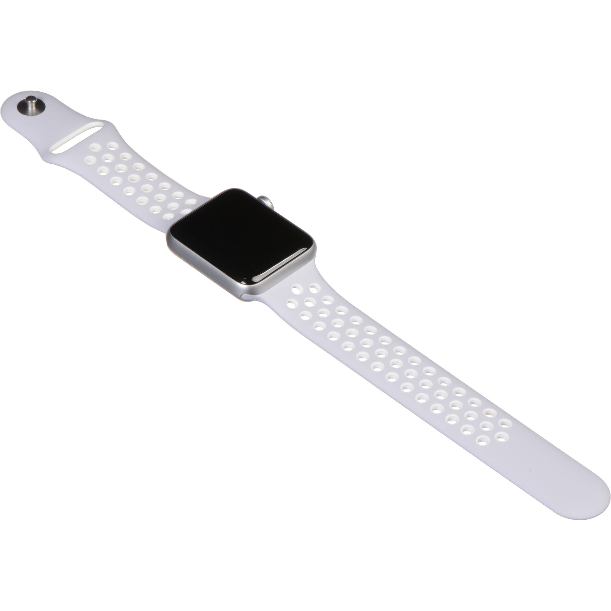 Ciudad Menda Activo Intolerable  Apple Watch Nike+ Series 2 42mm Smartwatch MQ192LL/A B&H Photo