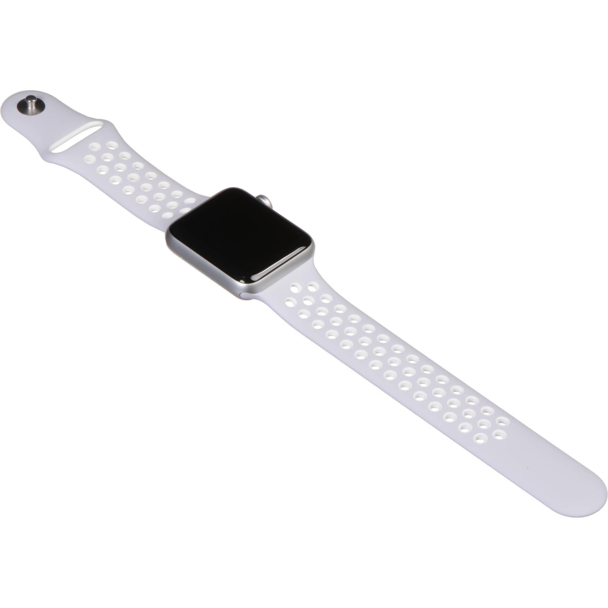 lechuga Dar permiso Chaqueta  Apple Watch Nike+ Series 2 42mm Smartwatch MQ192LL/A B&H Photo