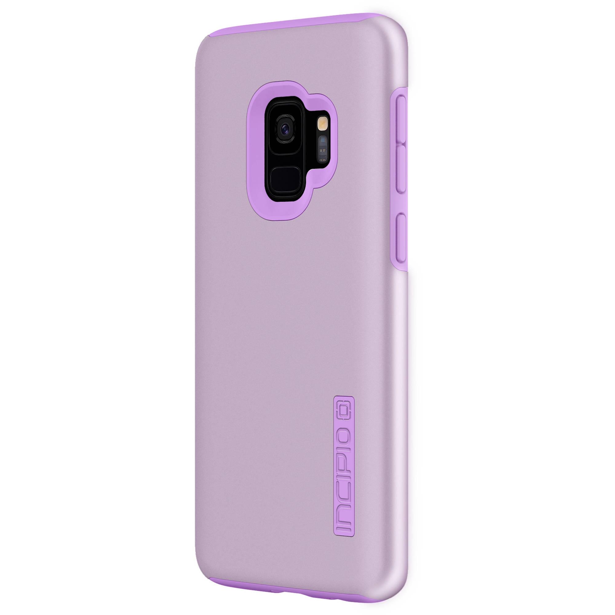 purchase cheap a250a d0917 Incipio DualPro Case for Galaxy S9 (Iridescent Lilac)