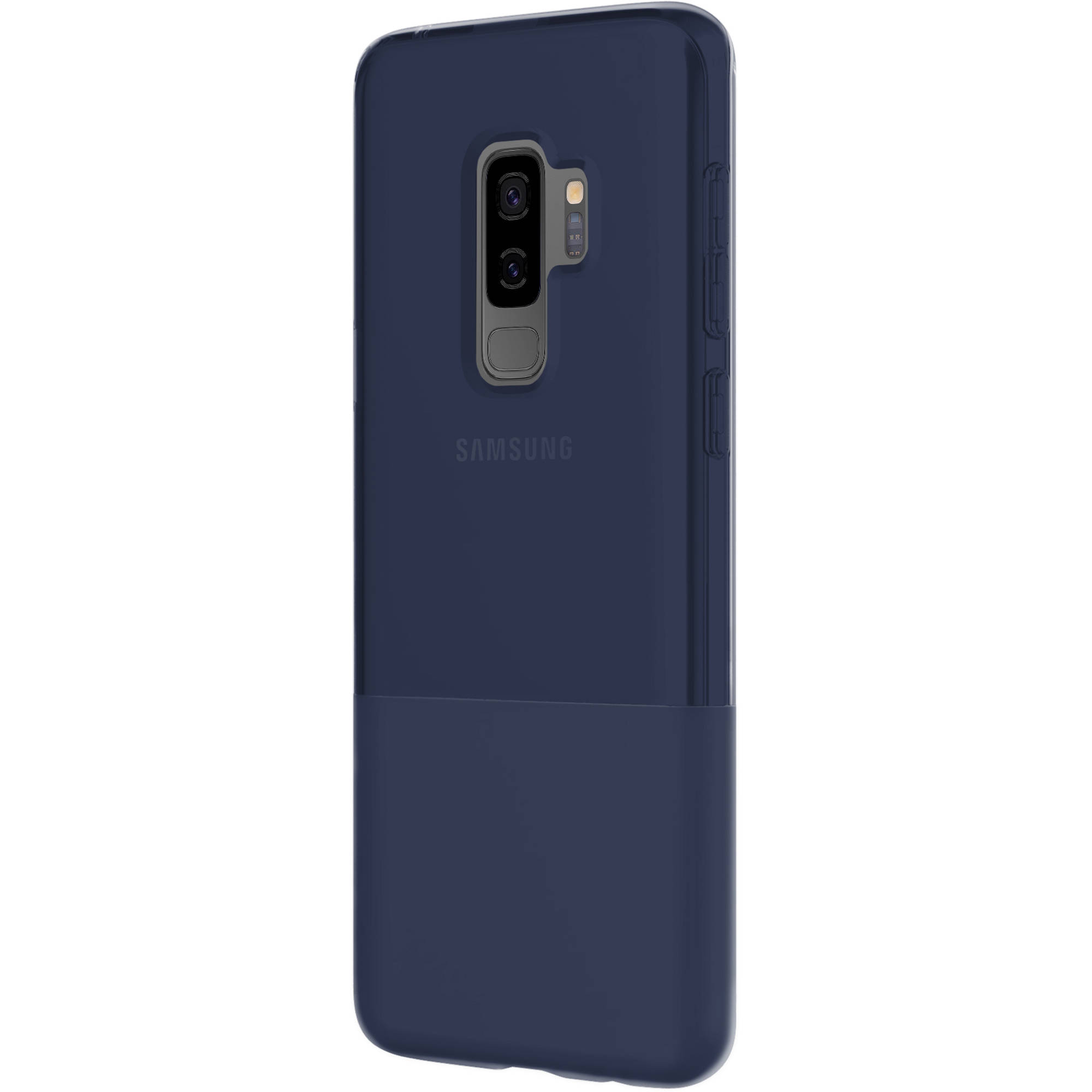 the latest fdaed 7caa5 Incipio NGP Flexible Shock Absorbent Case for the Galaxy S9+ (Meteor Blue)