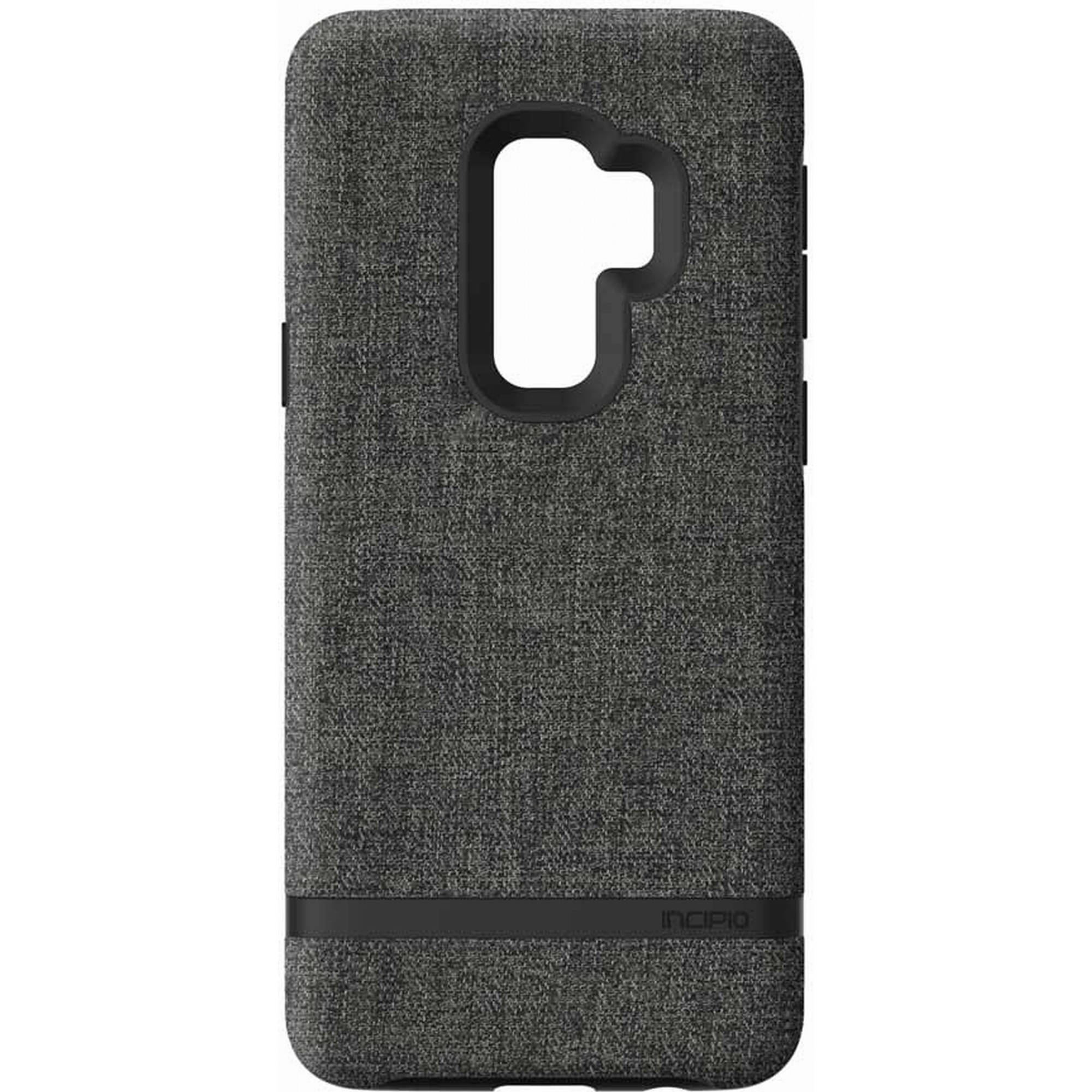 sale retailer 56e8f cc3cf Incipio Esquire Series Carnaby Case for the Samsung Galaxy S9+ (Gray)