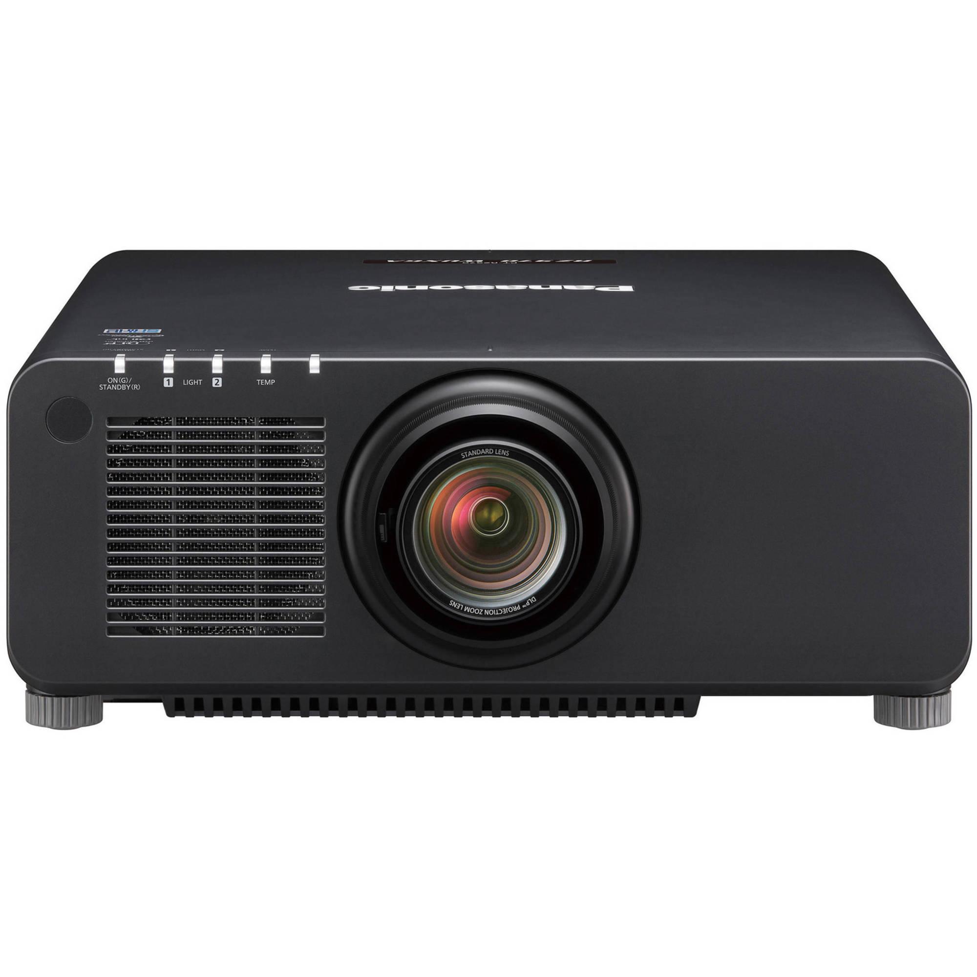 Rørig Panasonic PT-RZ970BU 10,000-Lumen WUXGA DLP Projector PT-RZ970BU PS-68