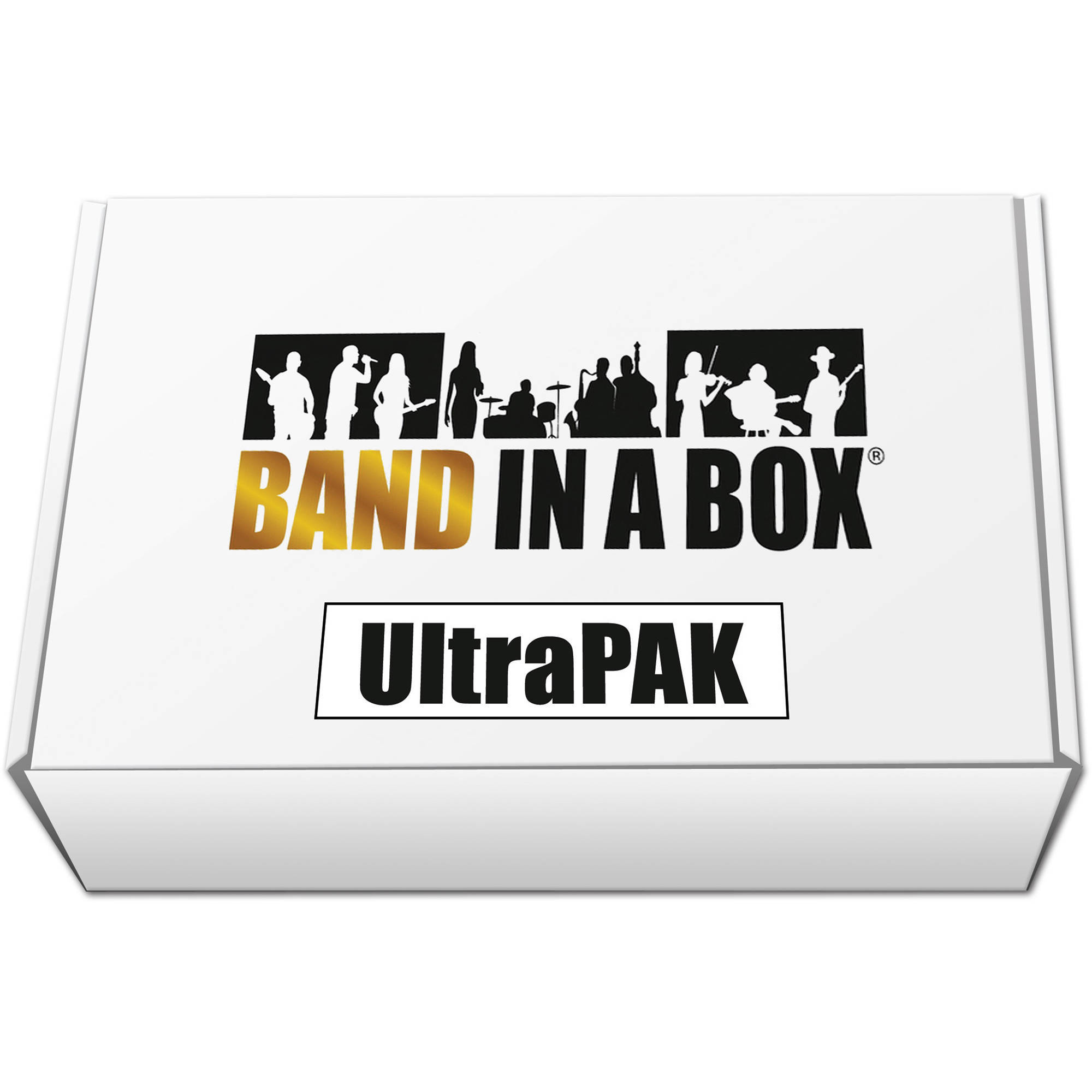 PG Music Band-in-a-Box 2018 UltraPAK - Backing Band / BBE80762DL
