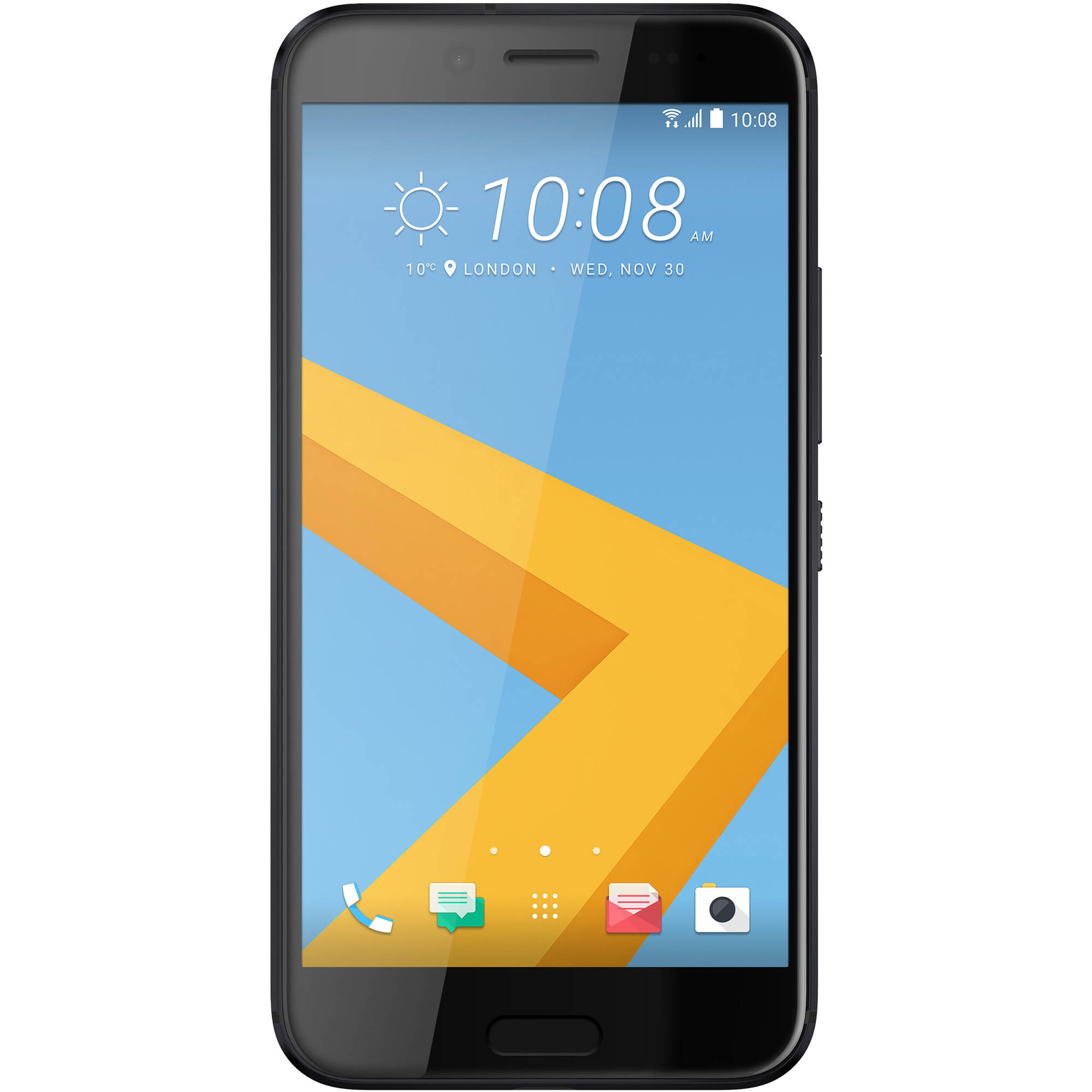 HTC 10 evo 32GB Smartphone (Unlocked, Gunmetal Gray)