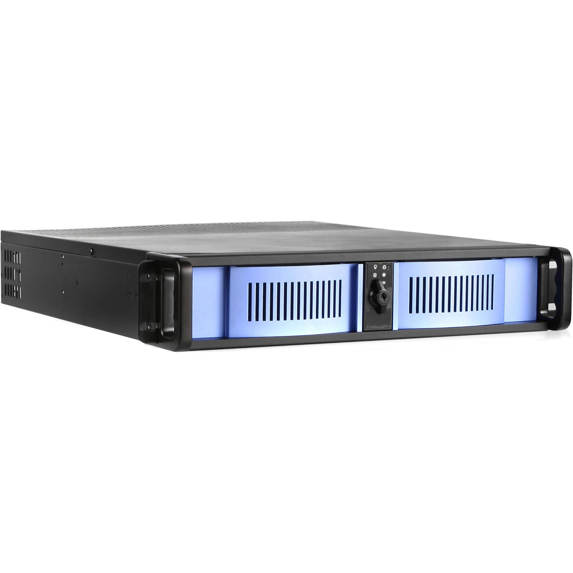 Switchblade Systems 2U vMix HD,4 HDMI IN,I-7700K 4Core 4 2GHz,16GB  Ram,250GB SSD,GTX1060 6GB,4X 2 5