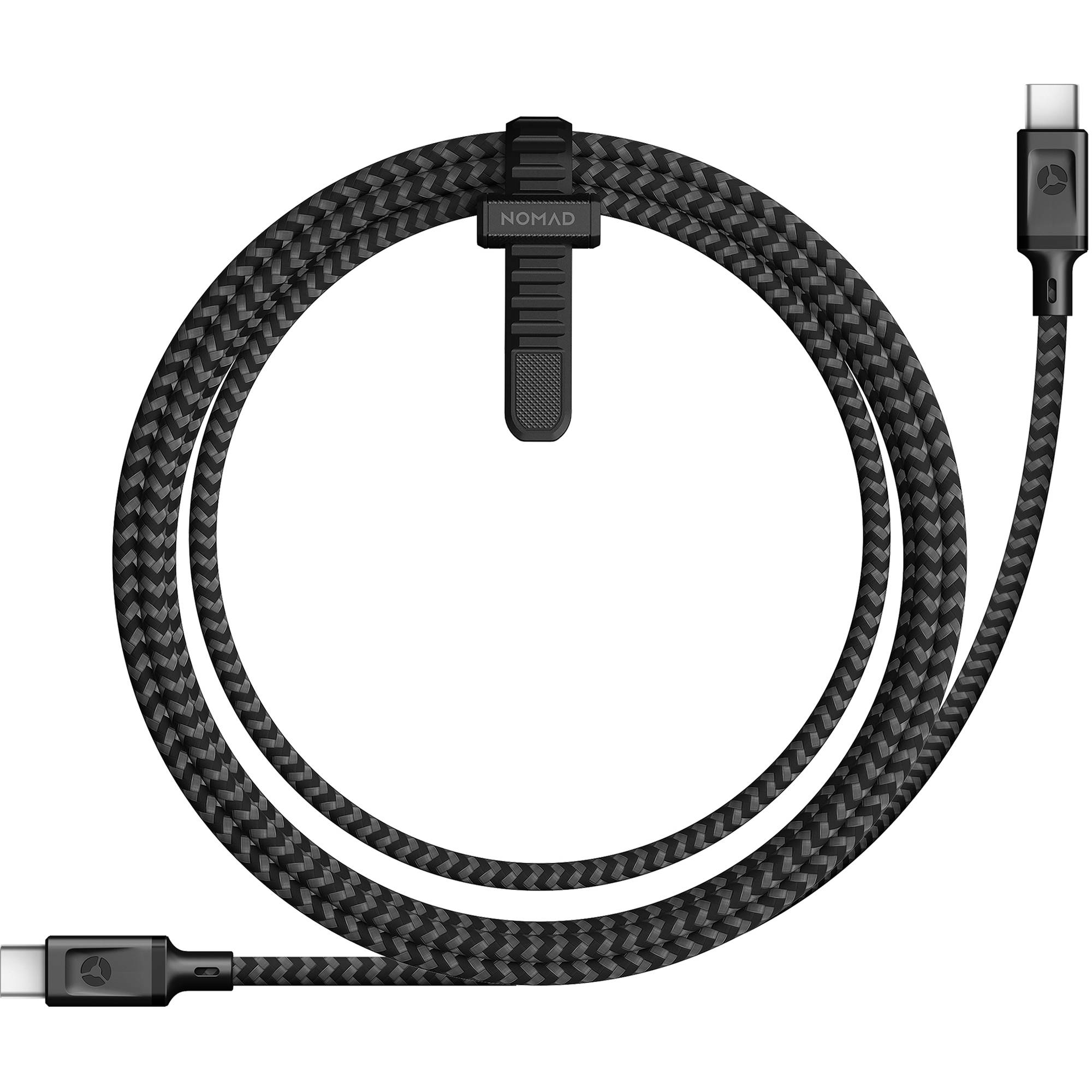 Nomad 60W USB Type-C Cable (5')