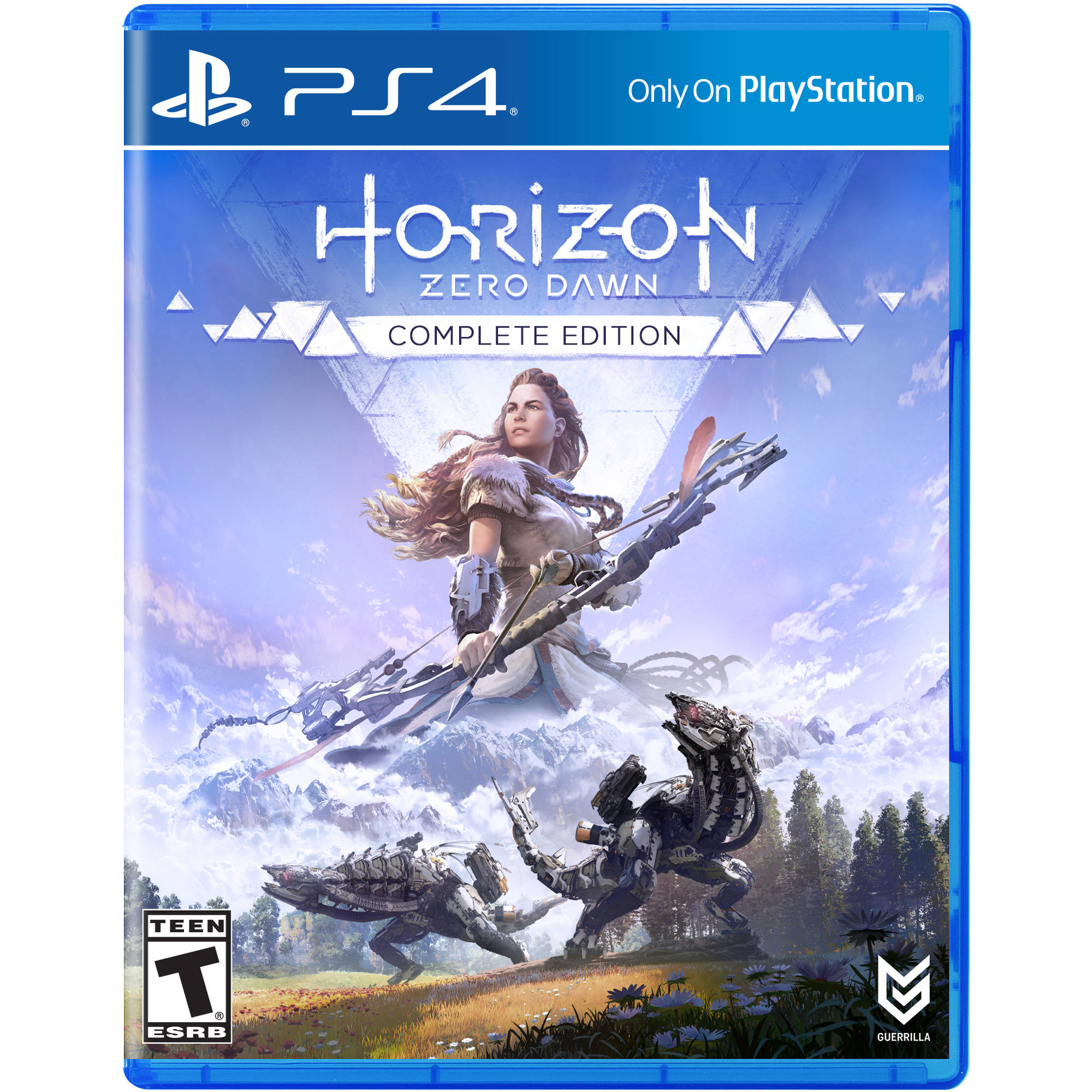 Sony Horizon Zero Dawn: Complete Edition (PS4)