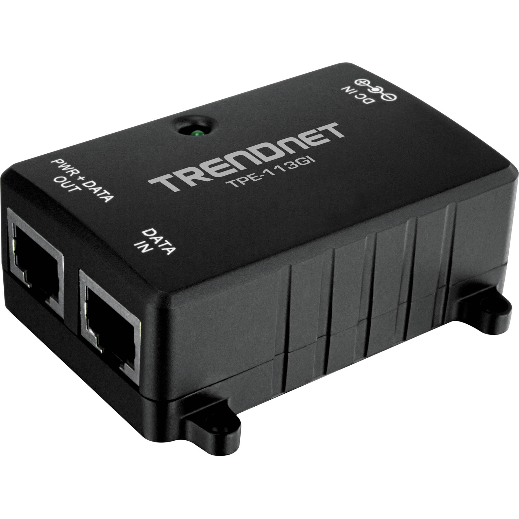 Injector TRENDnet Gigabit PoE