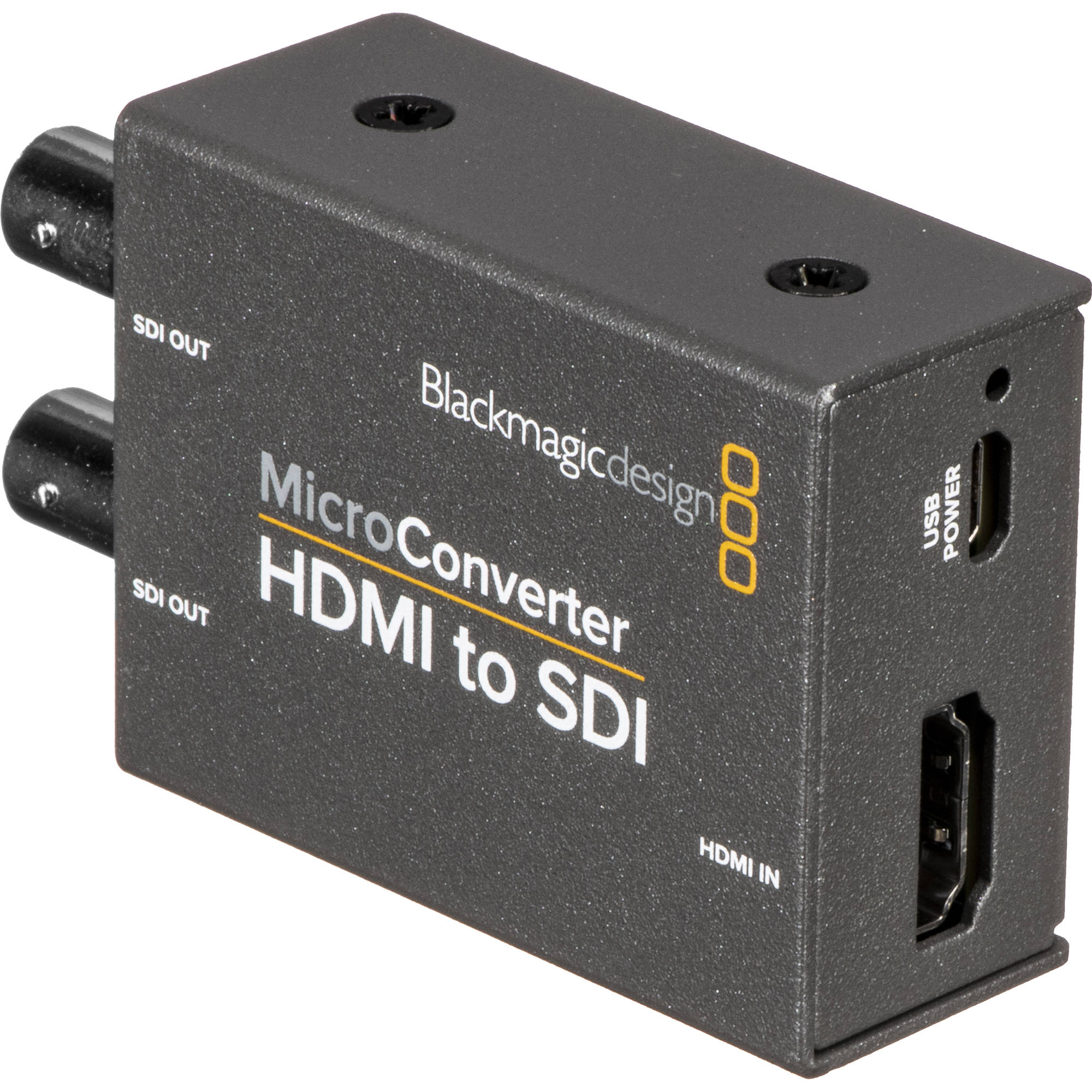 Blackmagic Design Micro Converter Hdmi To Sdi Convcmic Hs B H