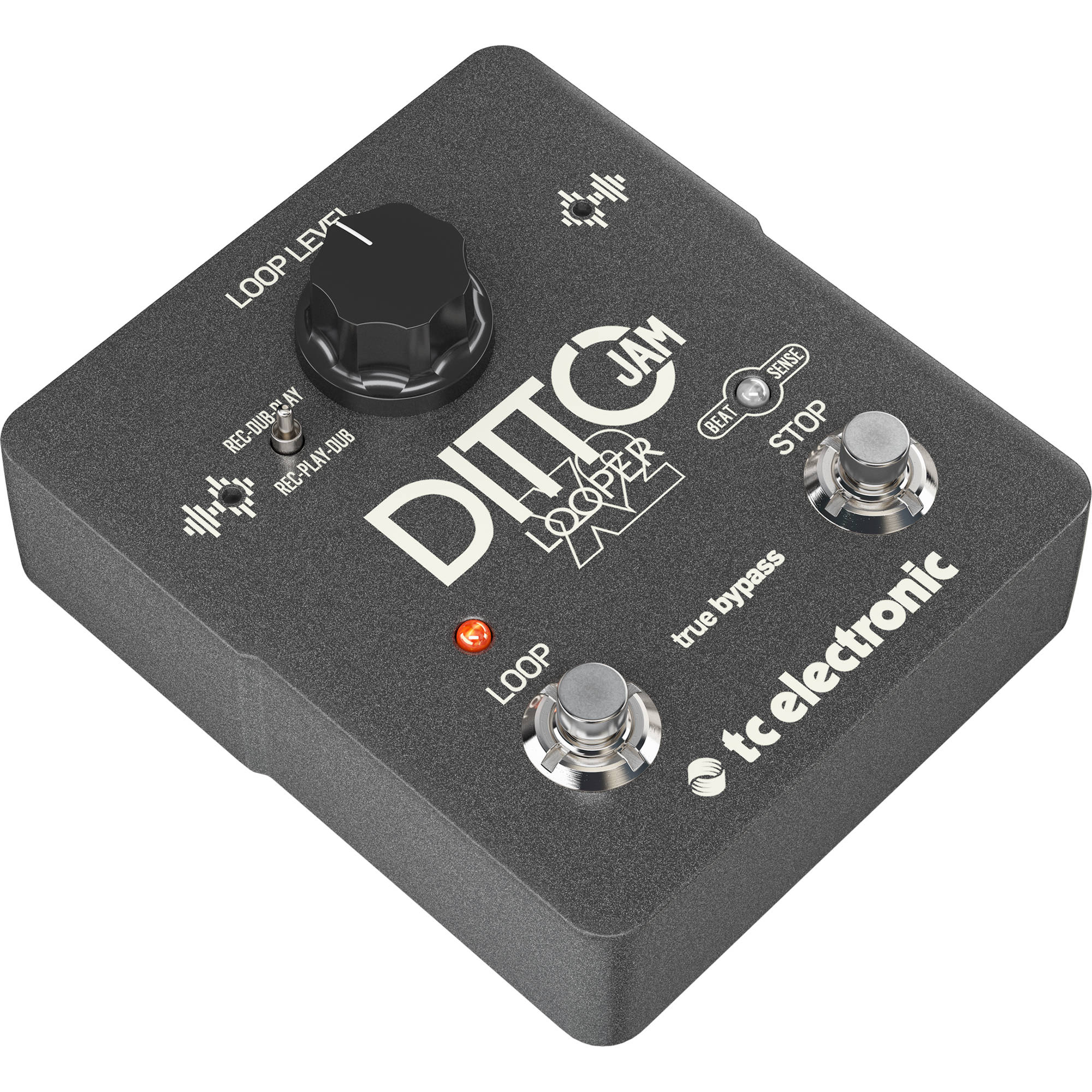 TC Electronic Ditto Jam X2 Looper FREE 2 DAY SHIP