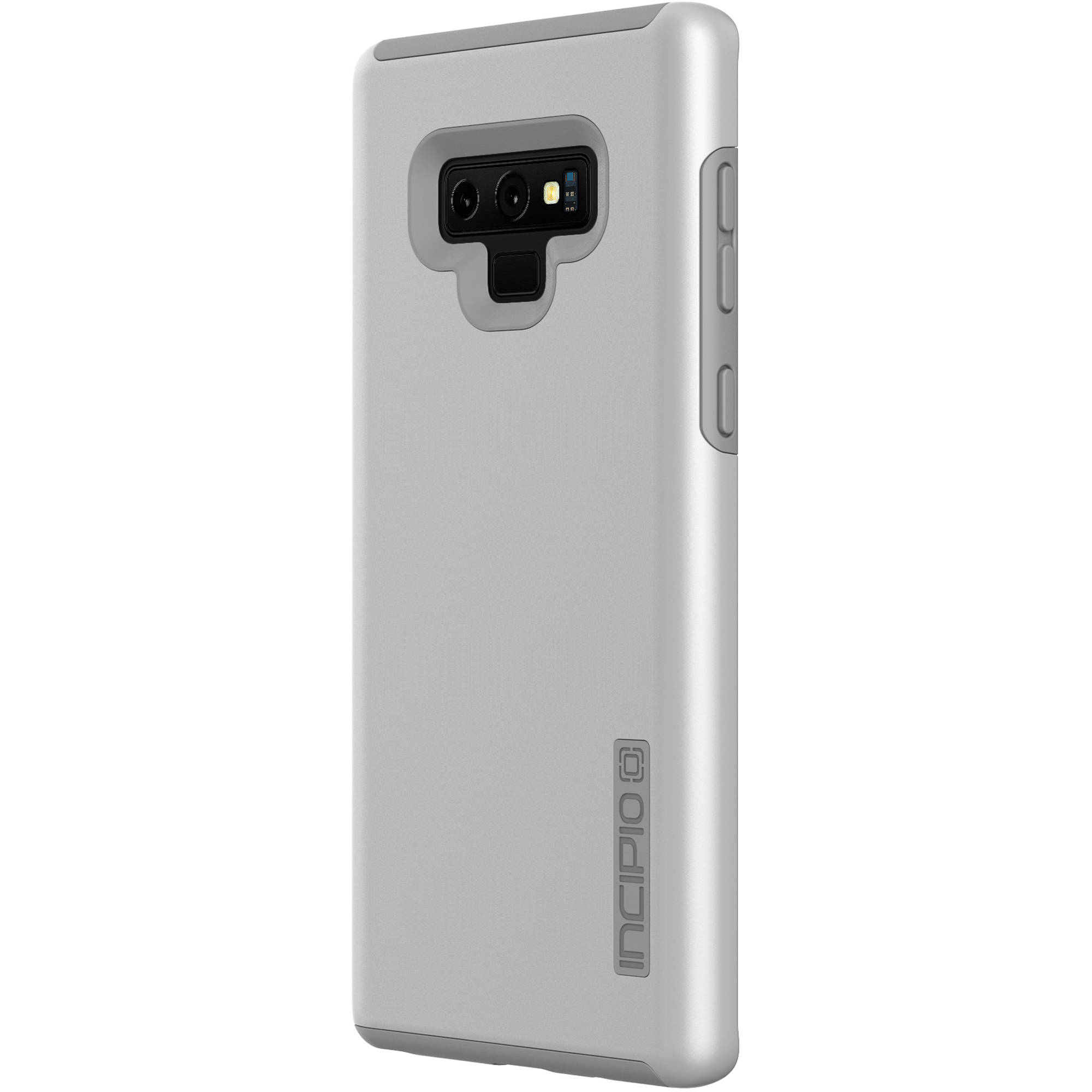 buy online ca171 07e52 Incipio DualPro Case for Samsung Galaxy Note9 (Iridescent Gray/Gray)