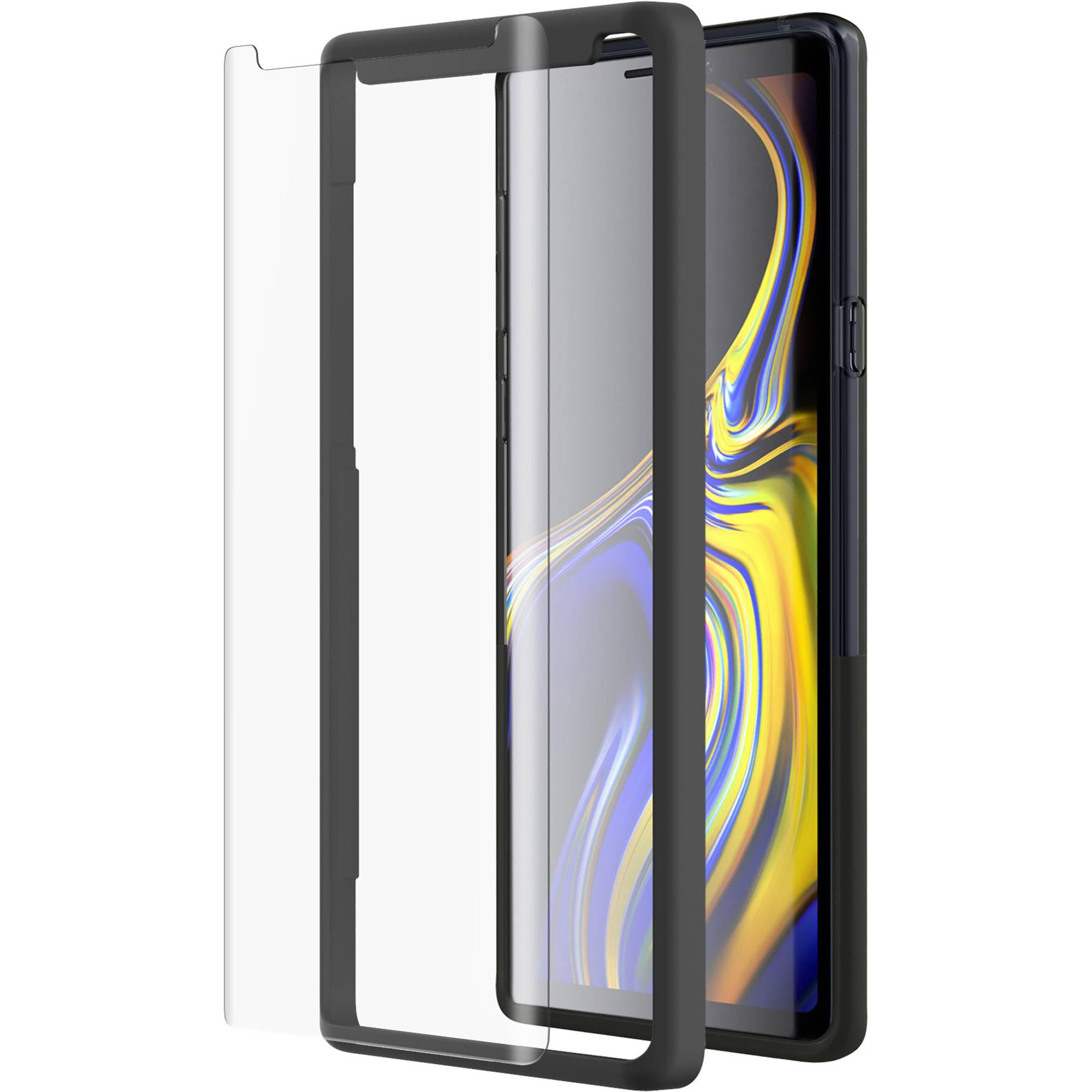 los angeles ef44b 9c929 Incipio NGP Case + Screen Protector for Galaxy Note9 (Smoke)