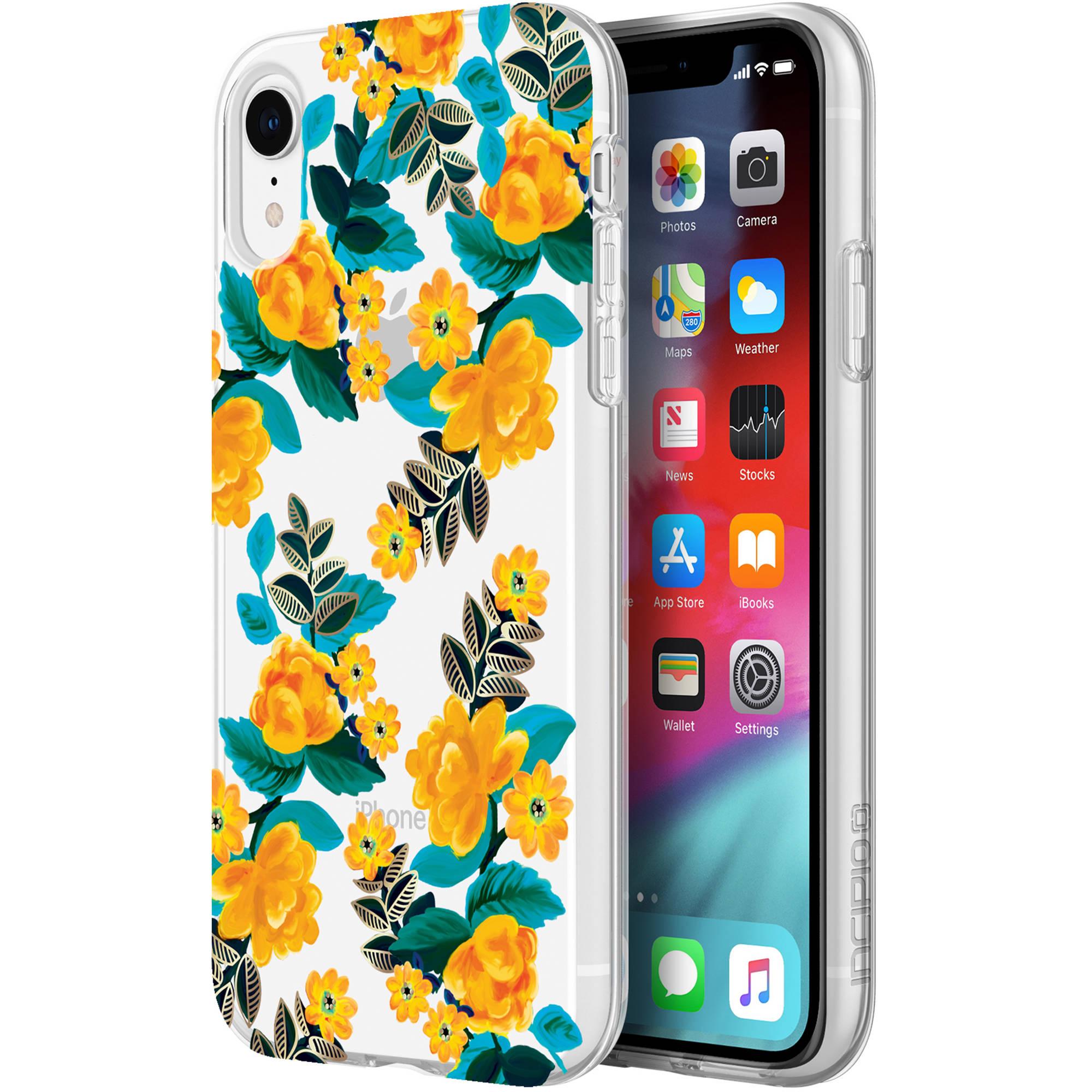 new concept ba709 557cc Incipio Designer Series Classic Case for iPhone XR (Desert Dahlia)