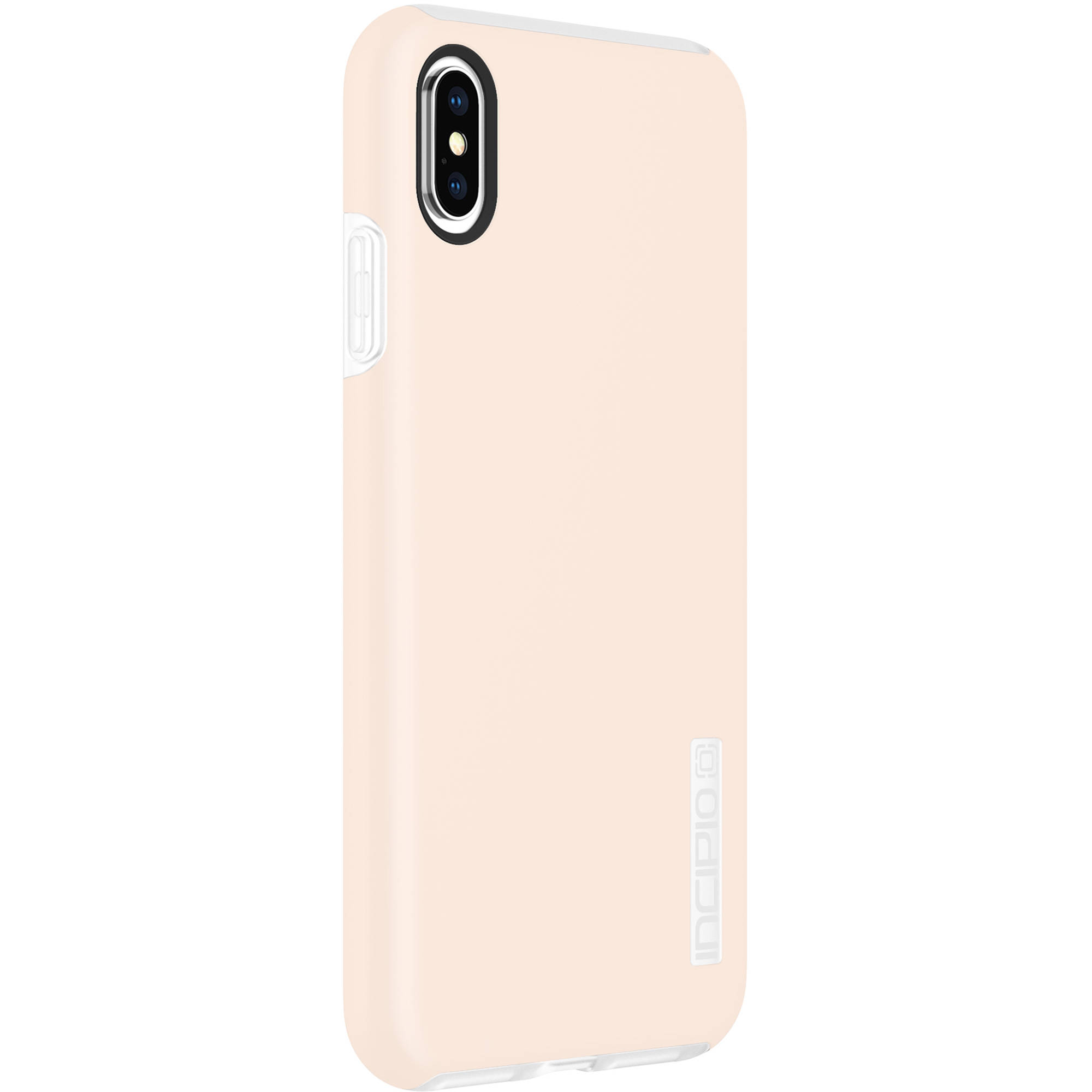 newest 8bfff 39a17 Incipio DualPro Case for iPhone Xs Max (Rose Blush) IPH-1757-RSB