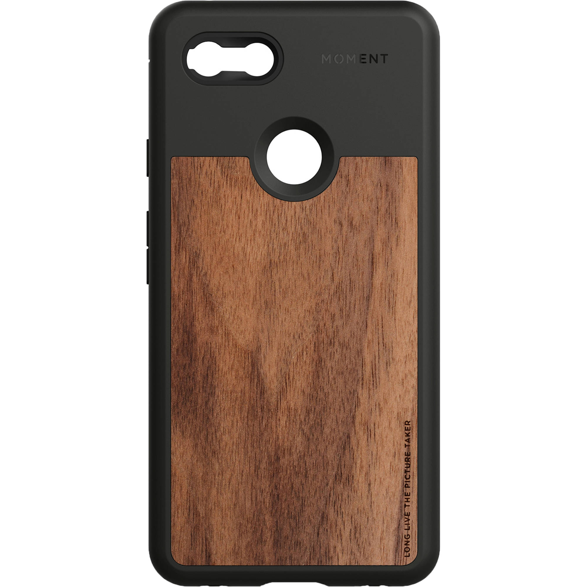 new arrival 77e96 425f4 Moment Photo Case for the Google Pixel 3 XL (Walnut)