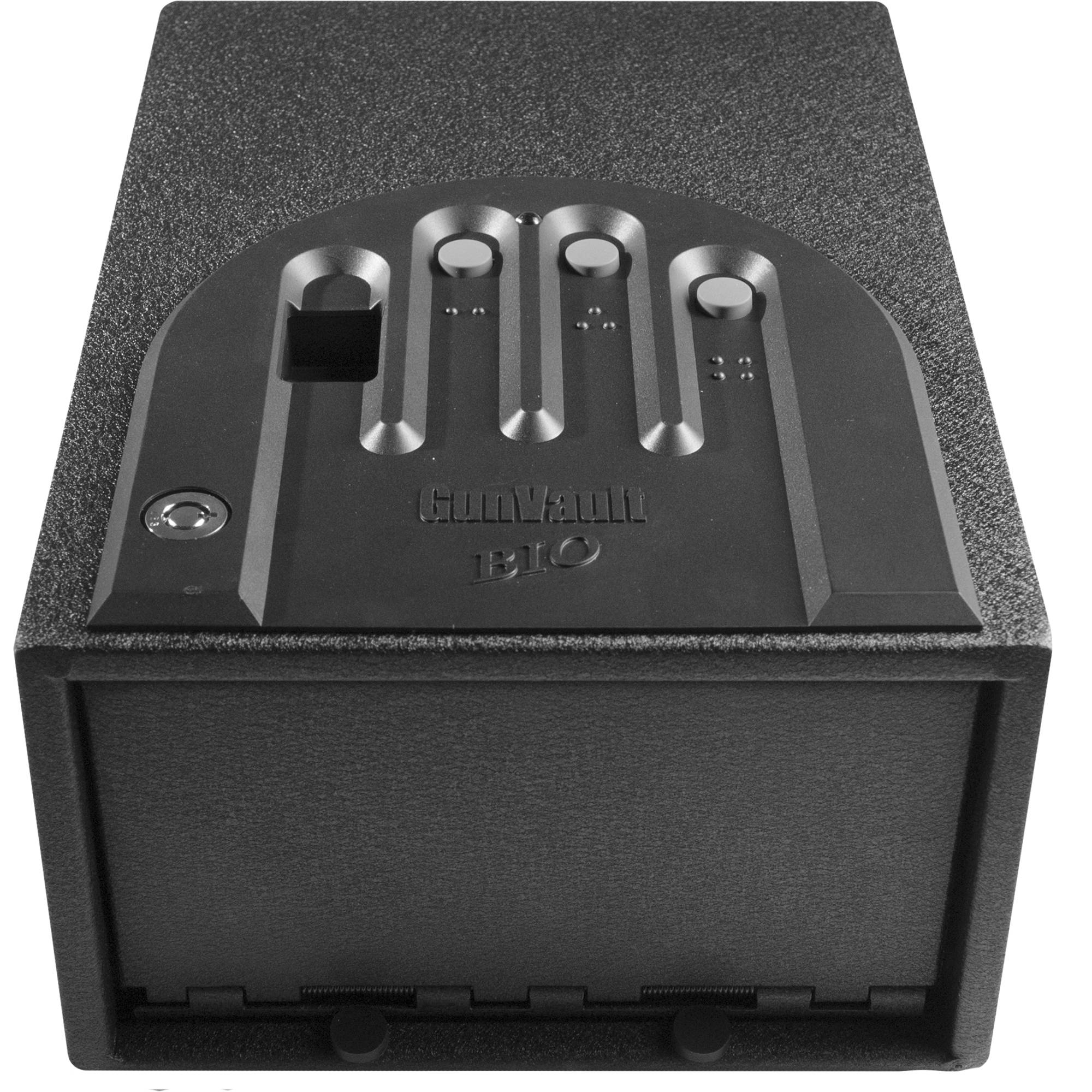 GunVault MiniVault Biometric Gun Safe