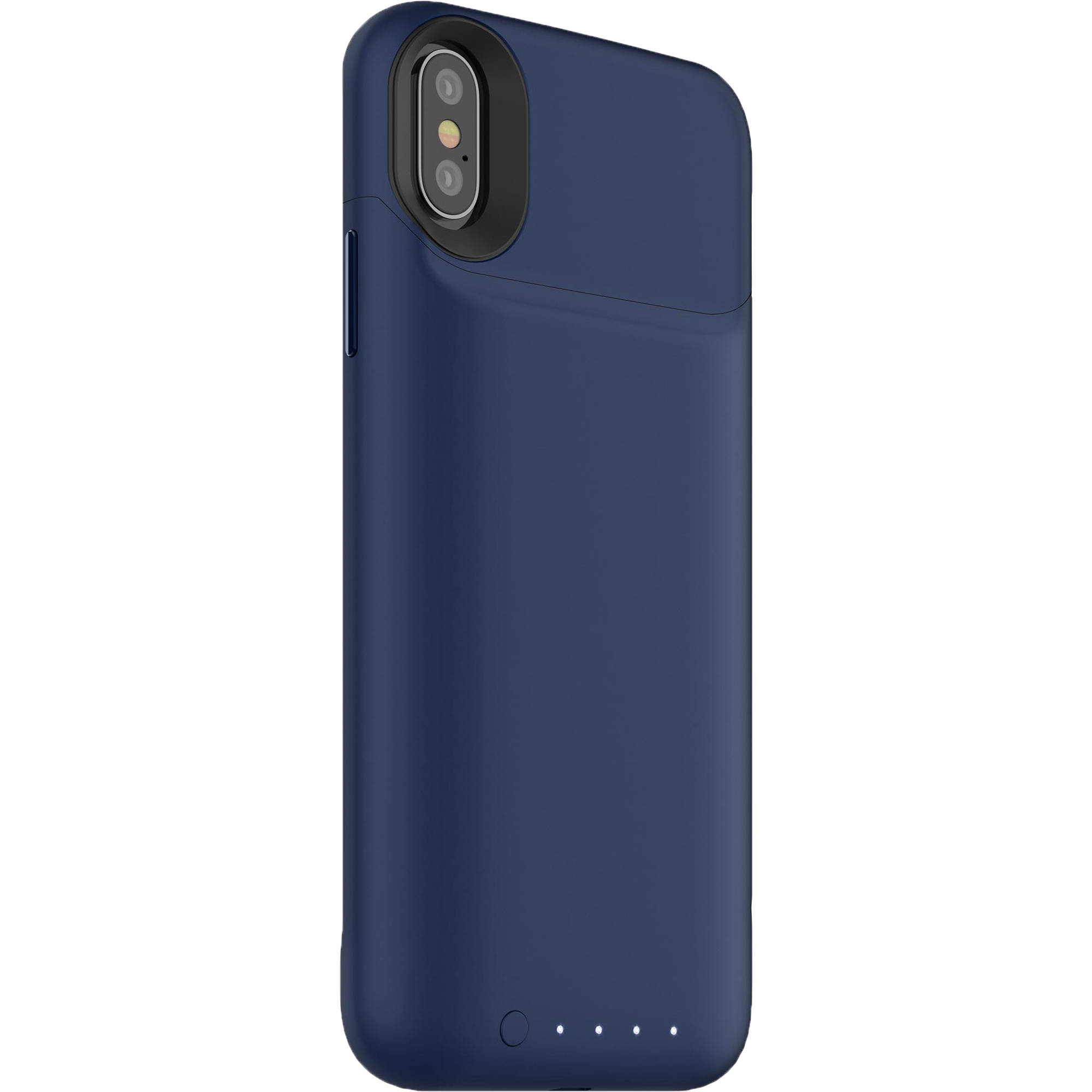 the latest b92ae 098a1 mophie juice pack air for iPhone X (Blue)