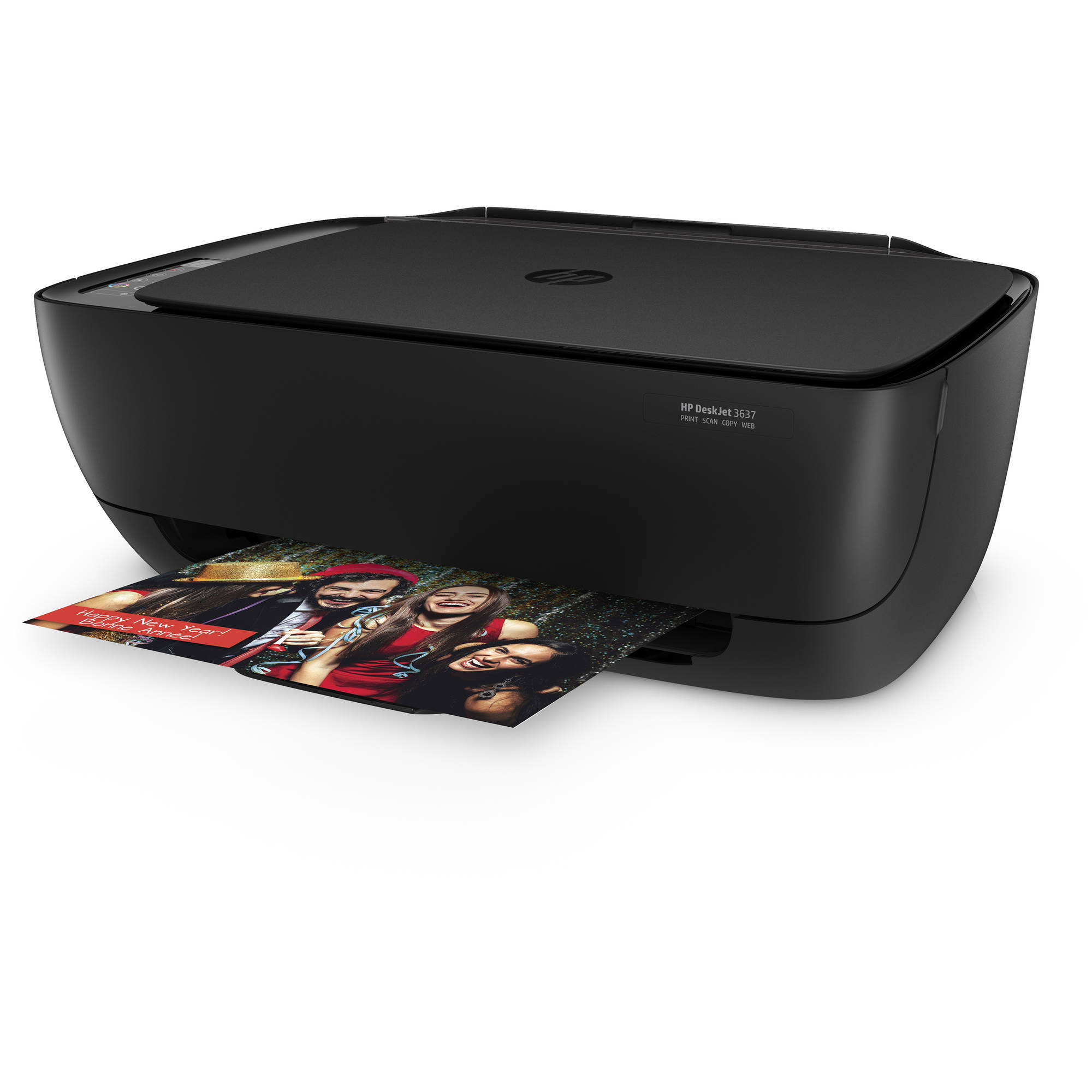 HP DeskJet 3637 All-in-One Inkjet Printer
