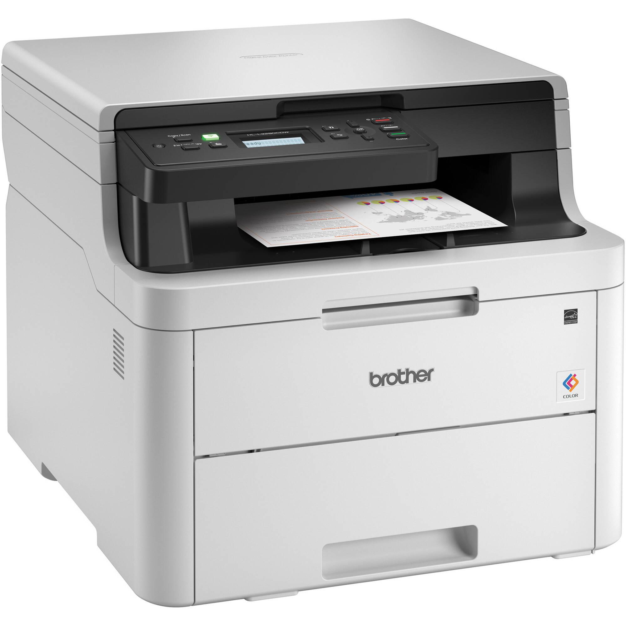 Brother HL-L3290CDW Digital Colour Laser Printer