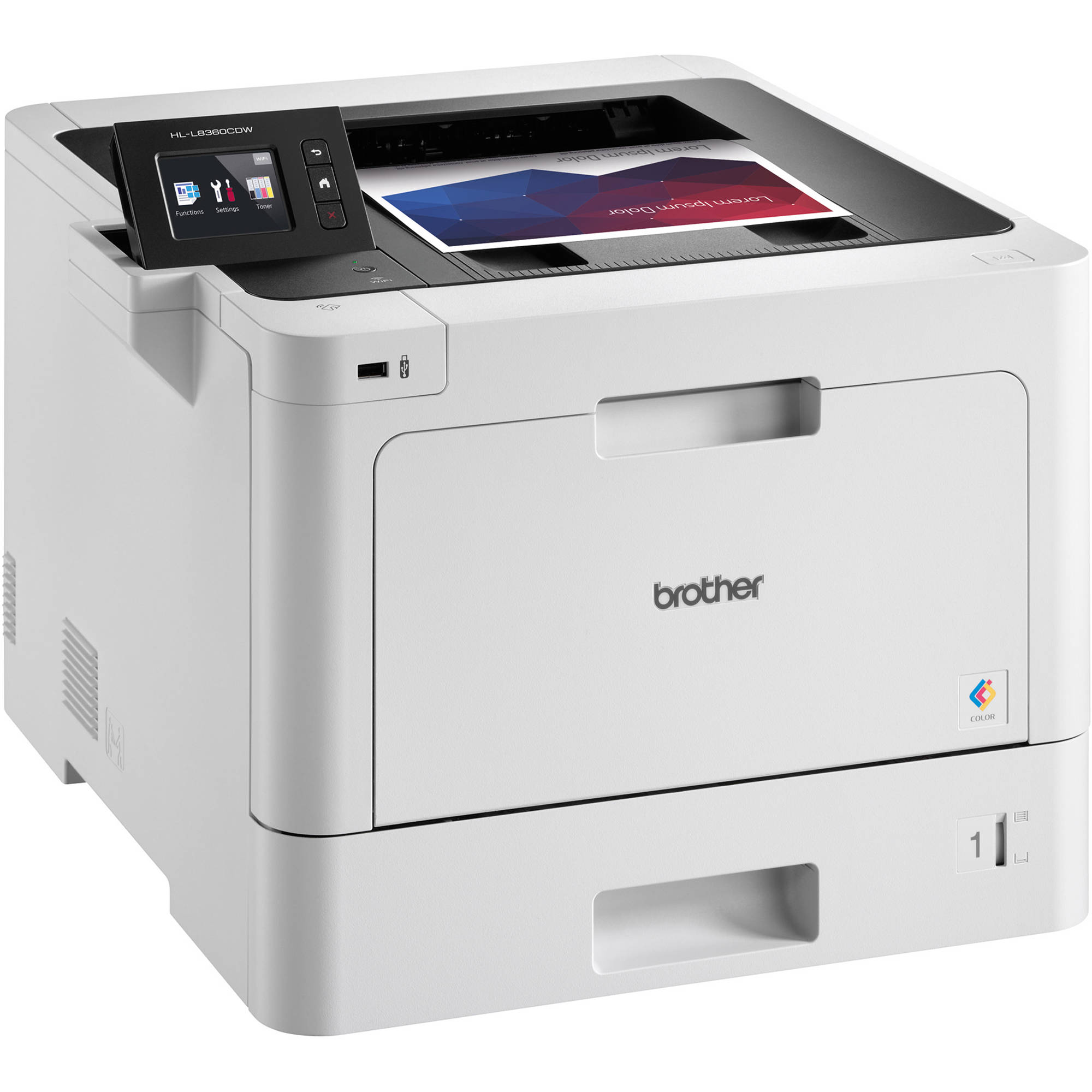 Brother HL-L8360CDW Color Laser Printer