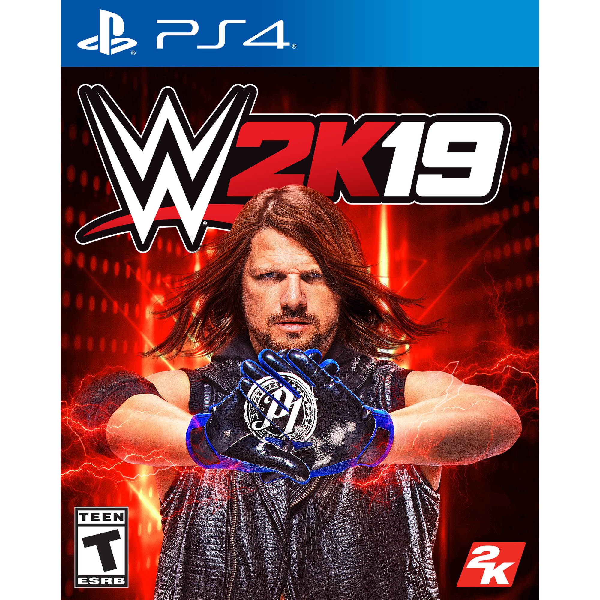 Take-Two WWE 2K19 (PS4)