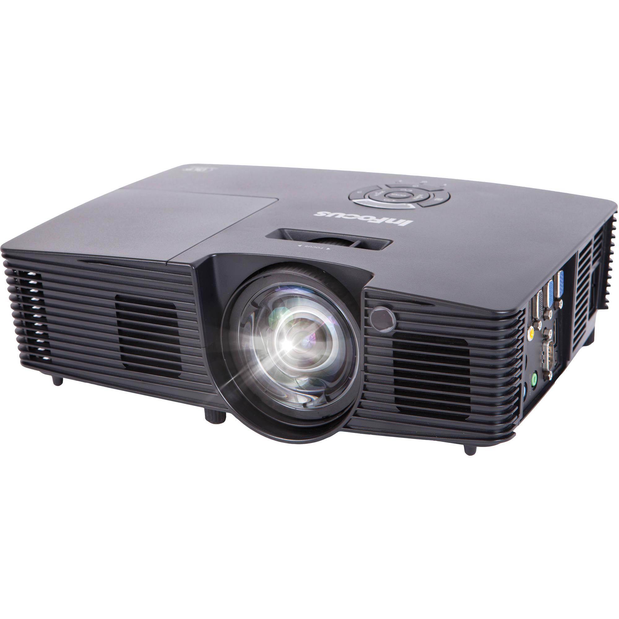 InFocus IN114xv 3800-Lumen XGA DLP Projector