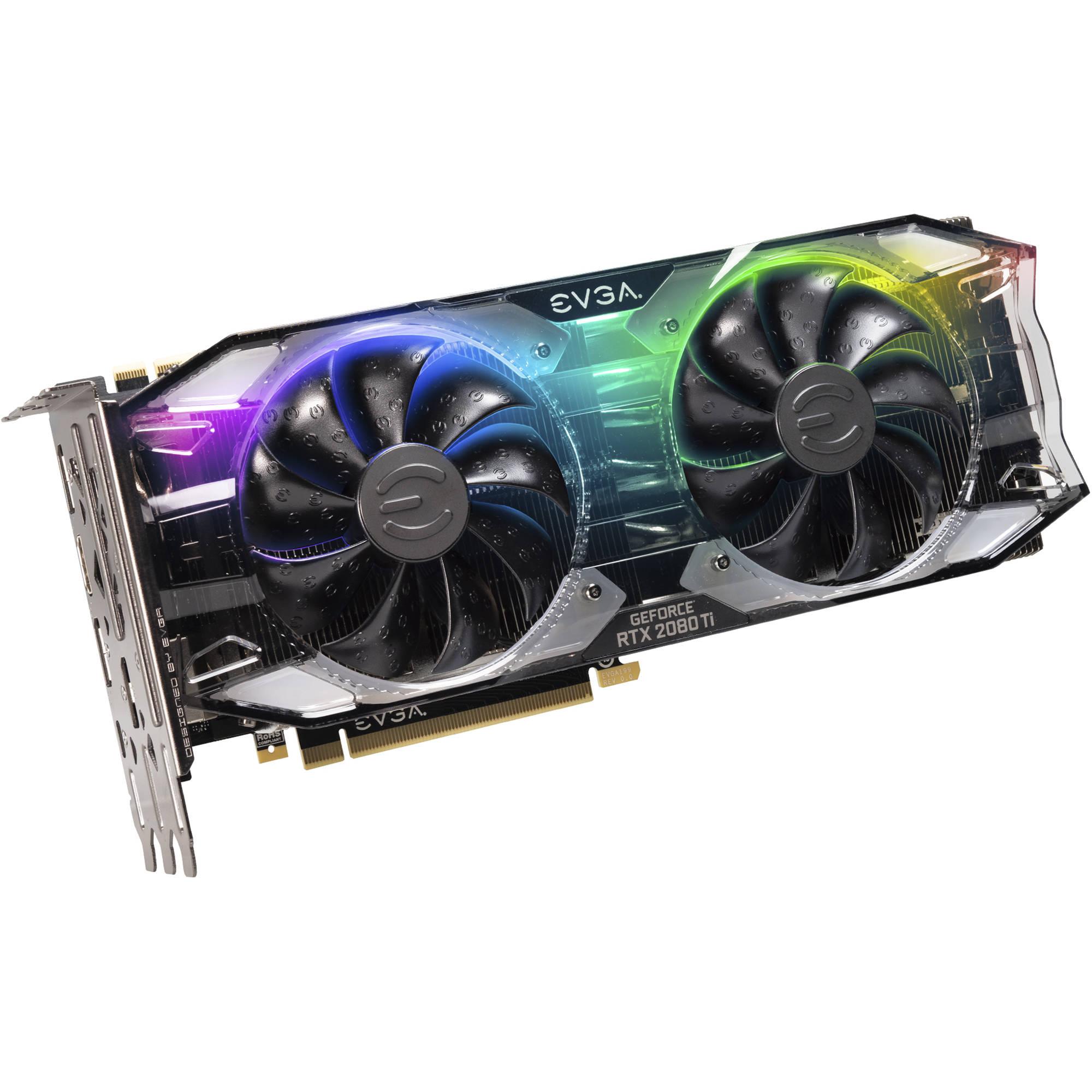 EVGA GeForce RTX 2080 Ti XC ULTRA GAMING Graphics Card