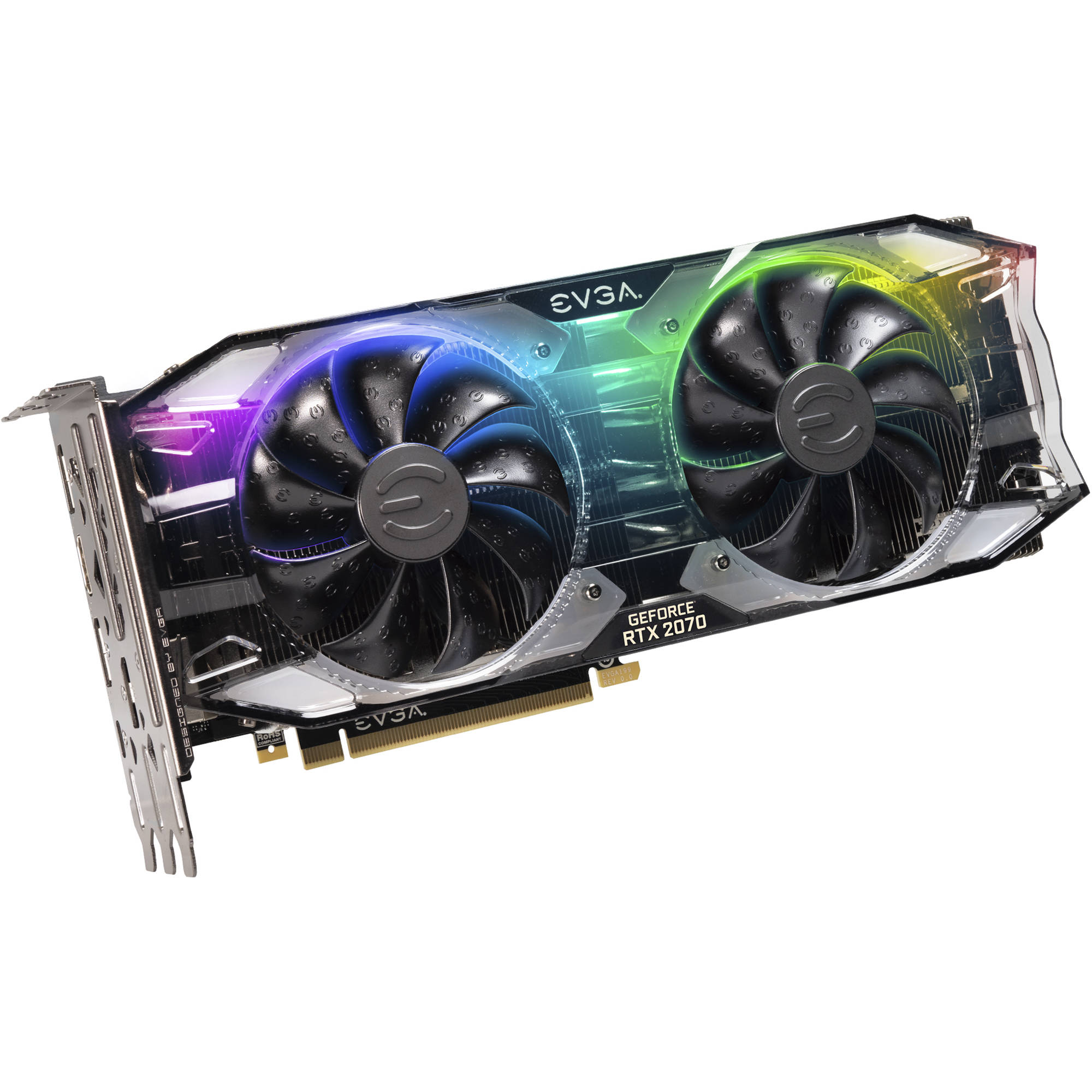 EVGA GeForce RTX 2070 XC ULTRA GAMING Graphics Card