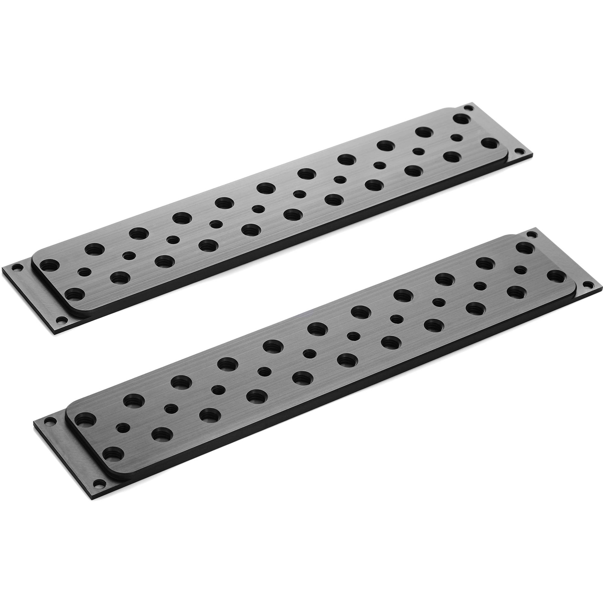 Inovativ Add To Above Apollo 40 Integrated Threaded Rail-Plates, 2 Pieces