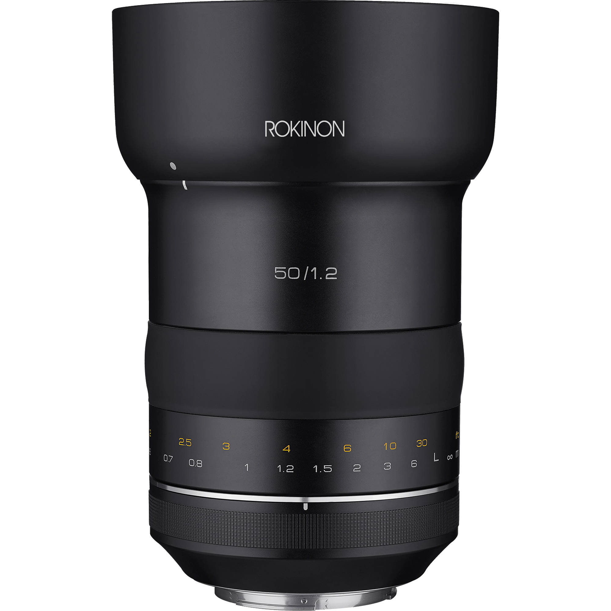 Rokinon SP 50mm f/1 2 Lens for Canon EF