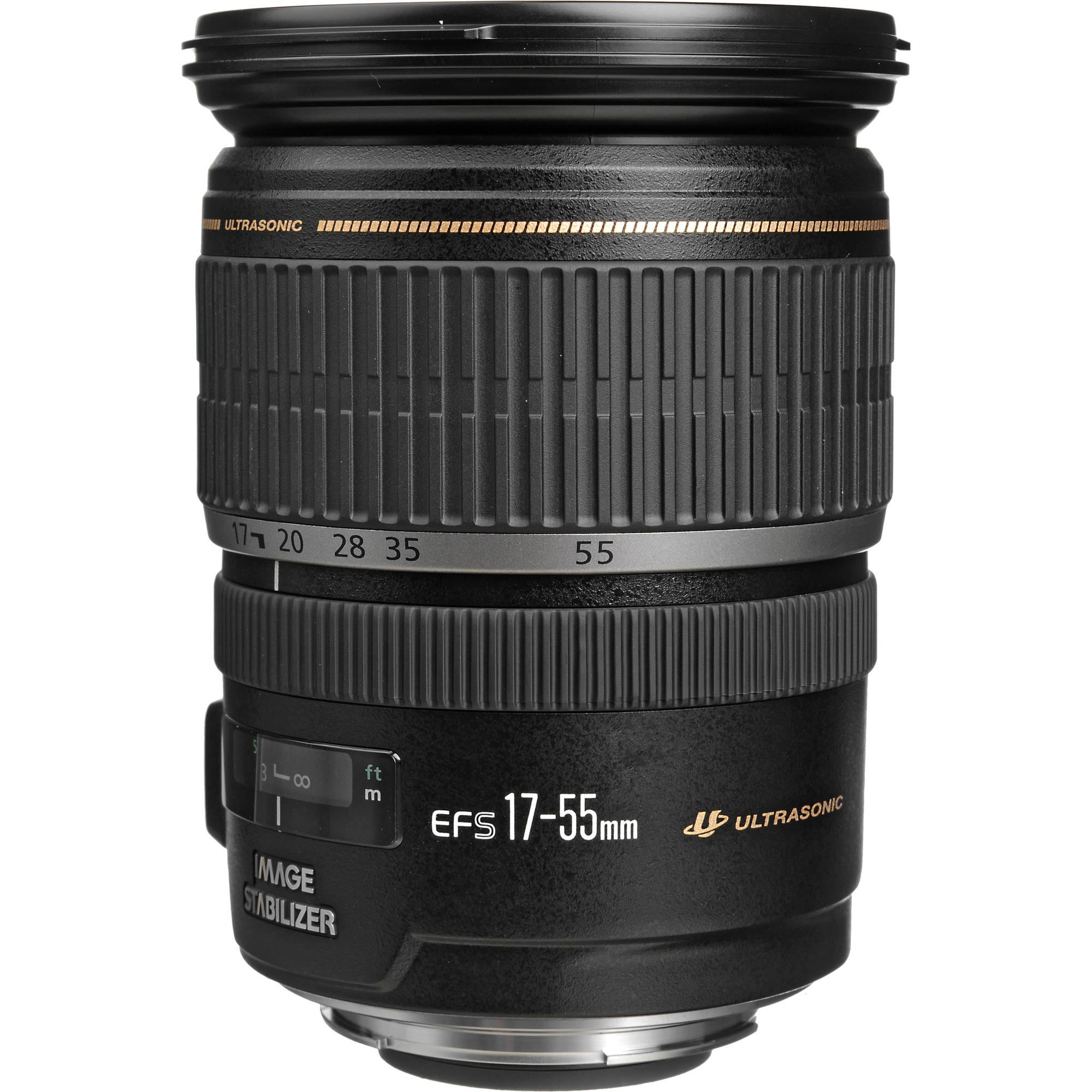 Canon EF-S 17-55mm f/2 8 IS USM Lens