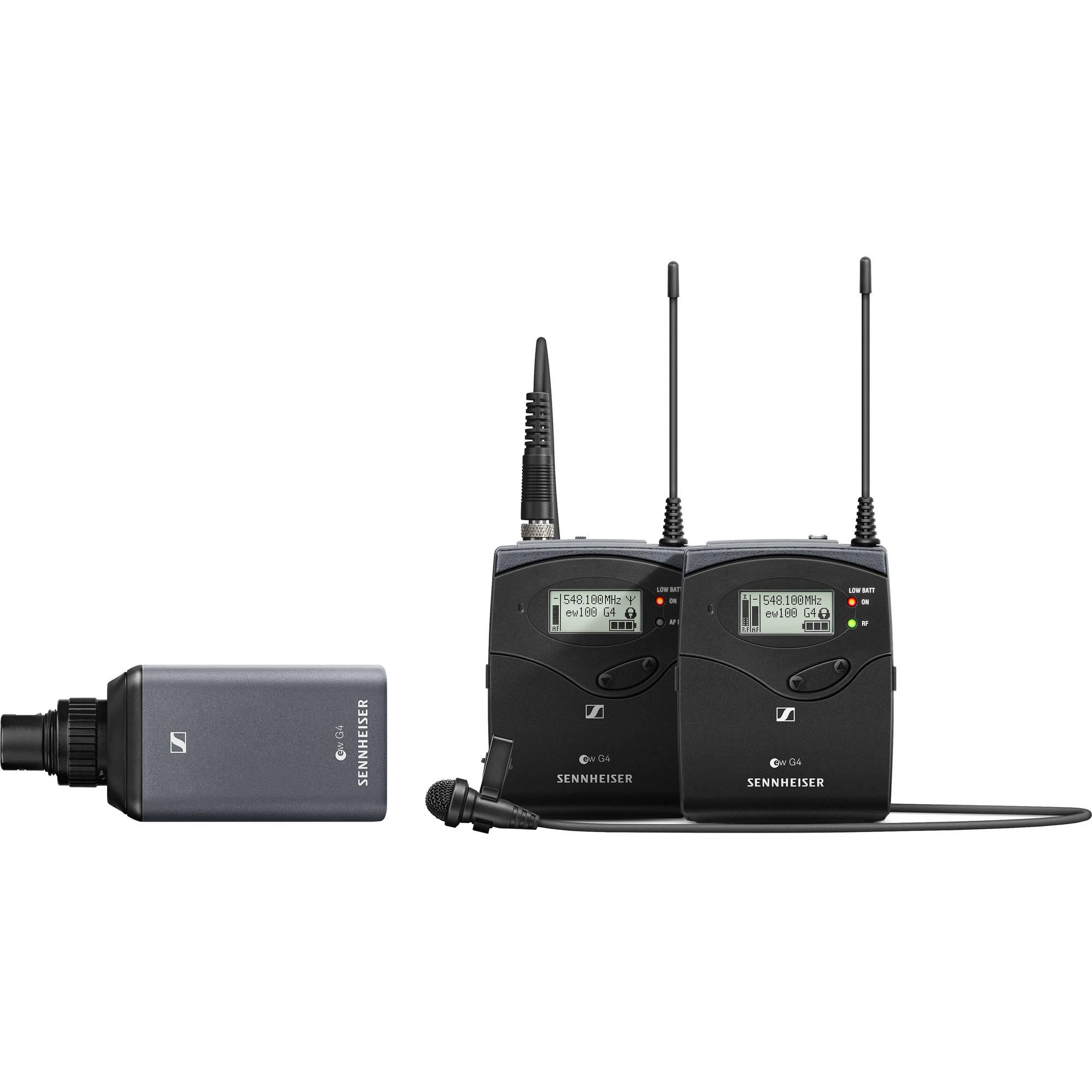 4x Pocket Belt Clips Für Sennheiser EW500 G1 G2 G3 Bodypack Transmitter